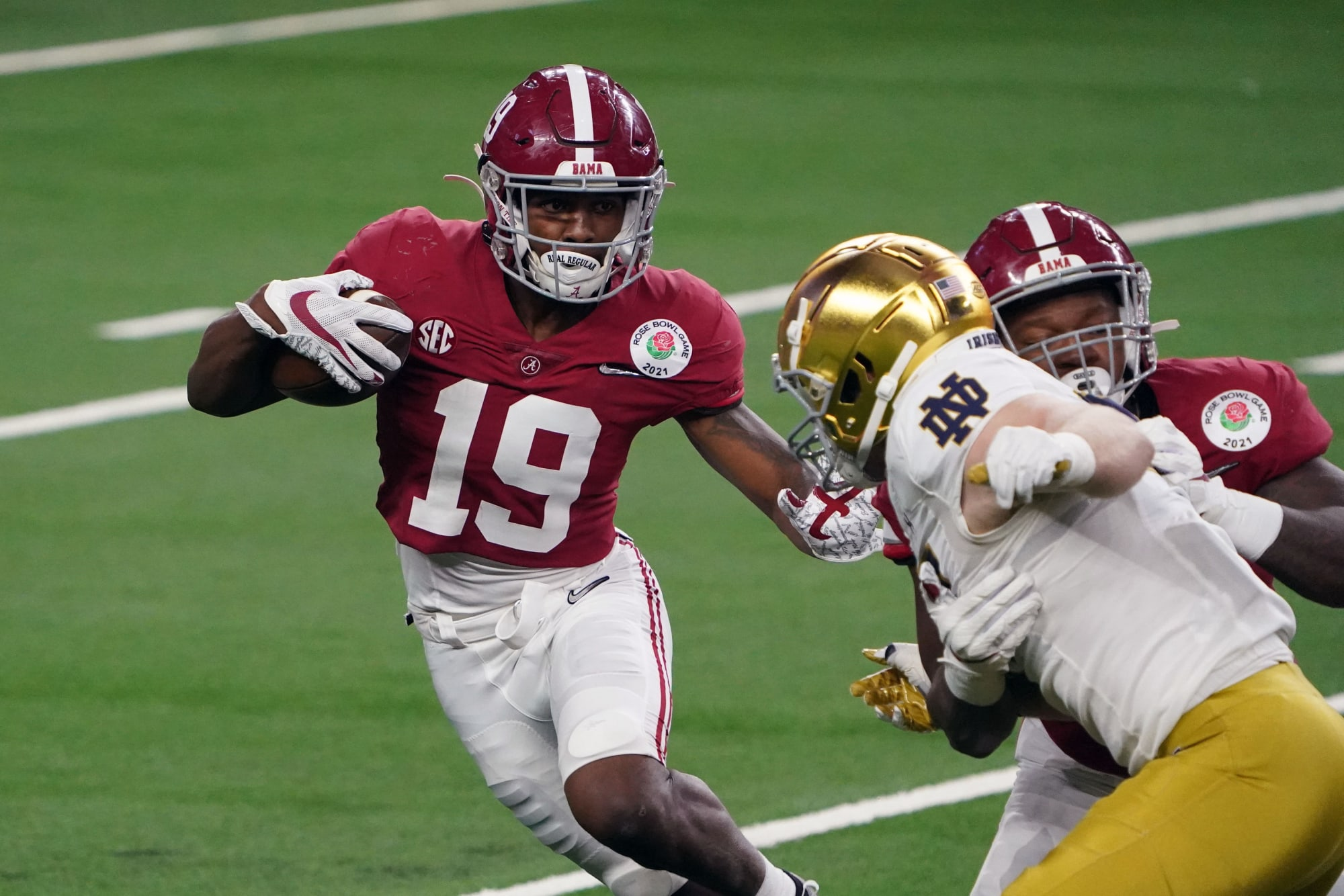 Alabama football: What's the latest on Jahleel Billingsley? - FanSided