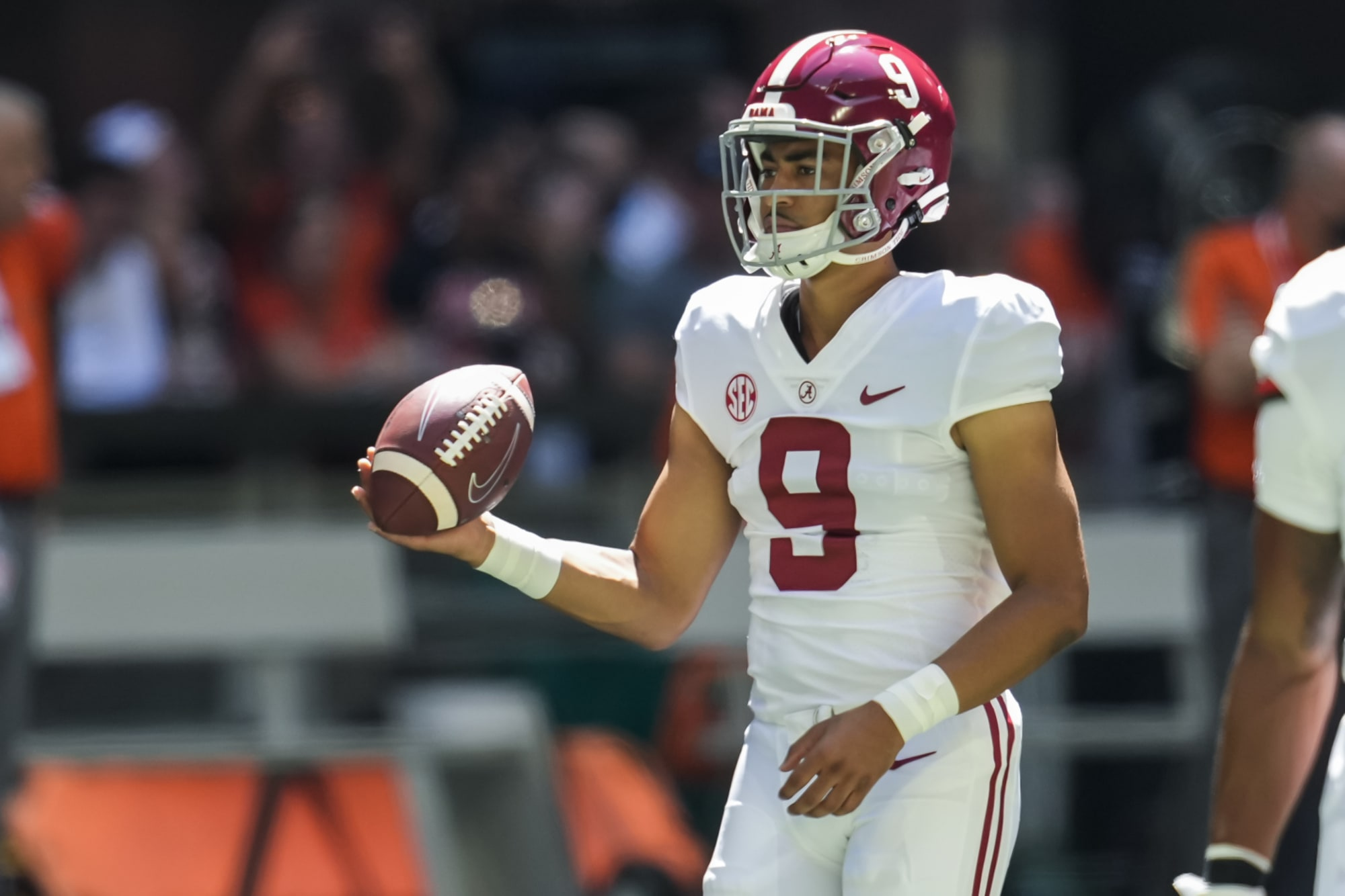 Alabama football: Colin Cowherd makes bold proclamation about Bryce Young - FanSided
