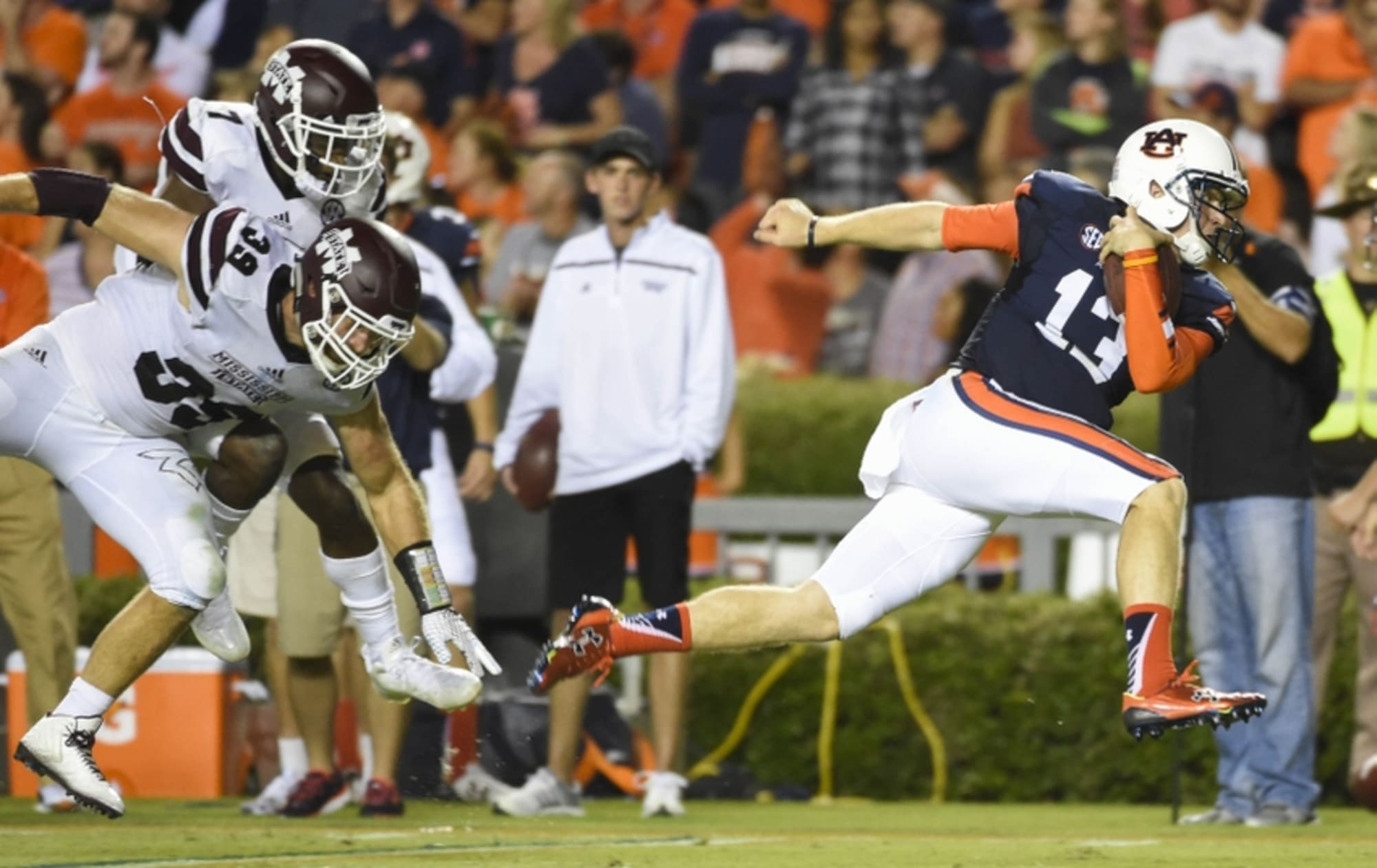 Auburn Football vs. Mississippi State: Matchup and Prediction