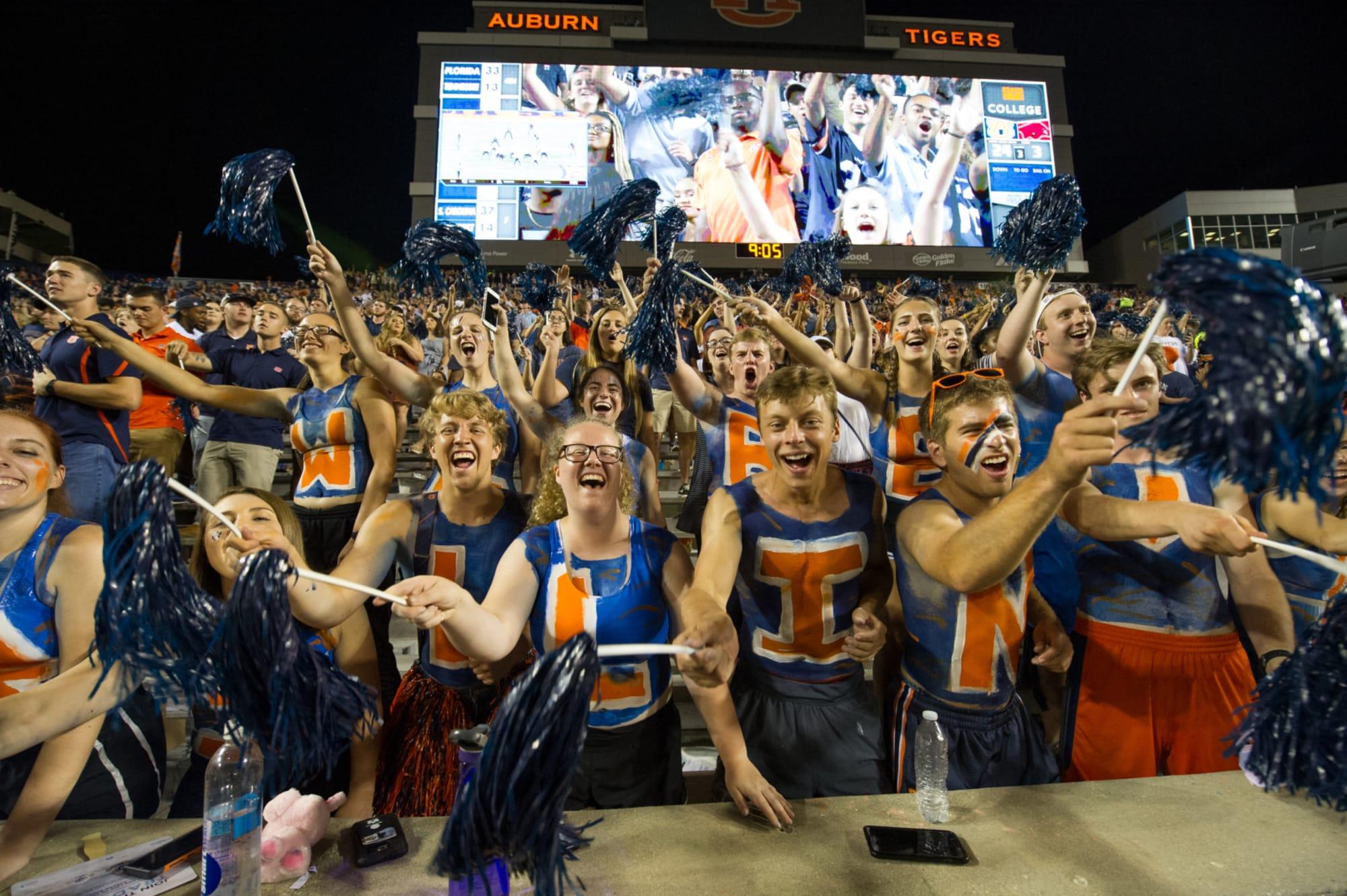 Auburn football: Game time, TV details for Week 5 vs ...