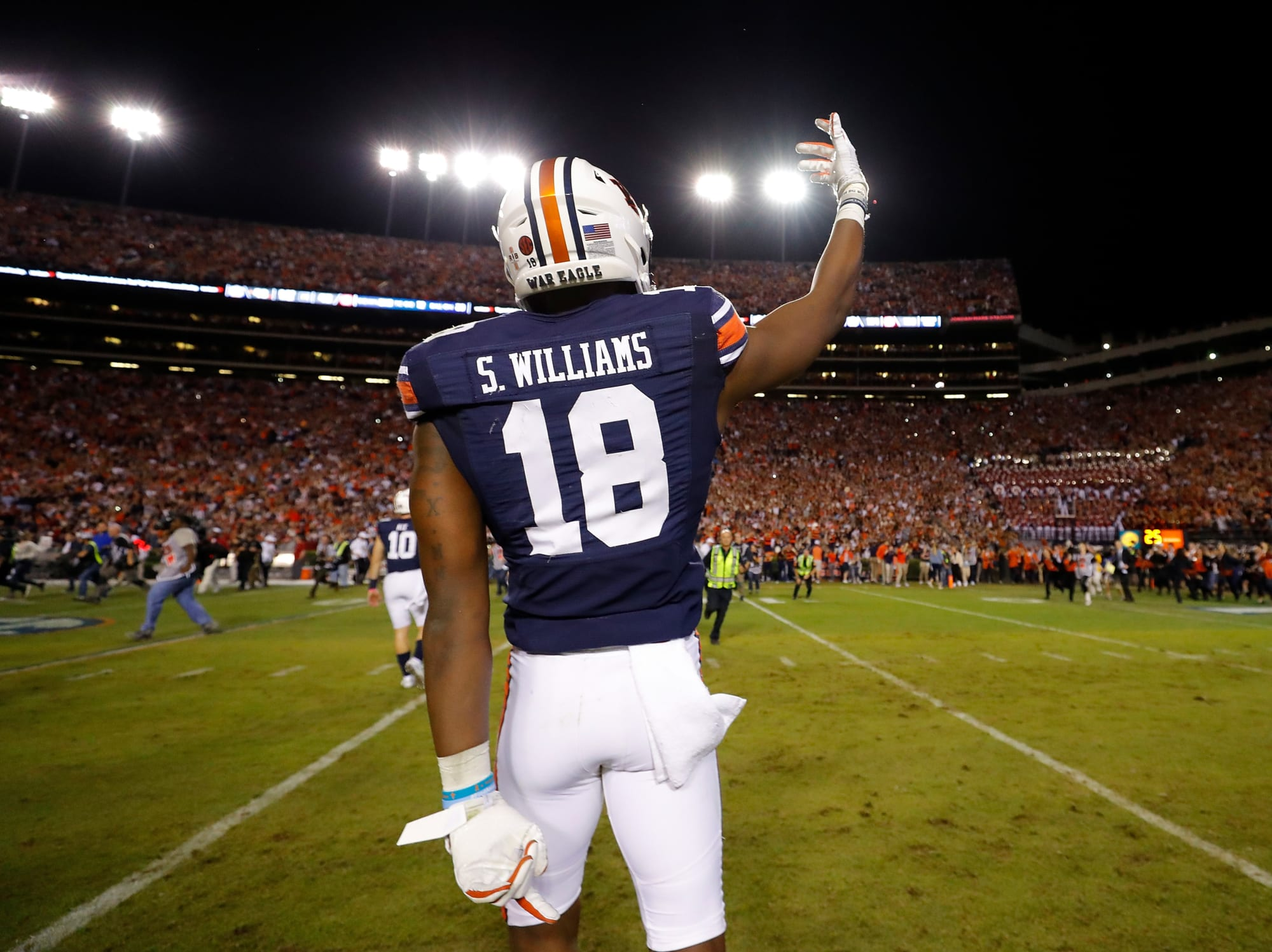 Auburn football: Taking a look at the Tigers' talented group of receivers