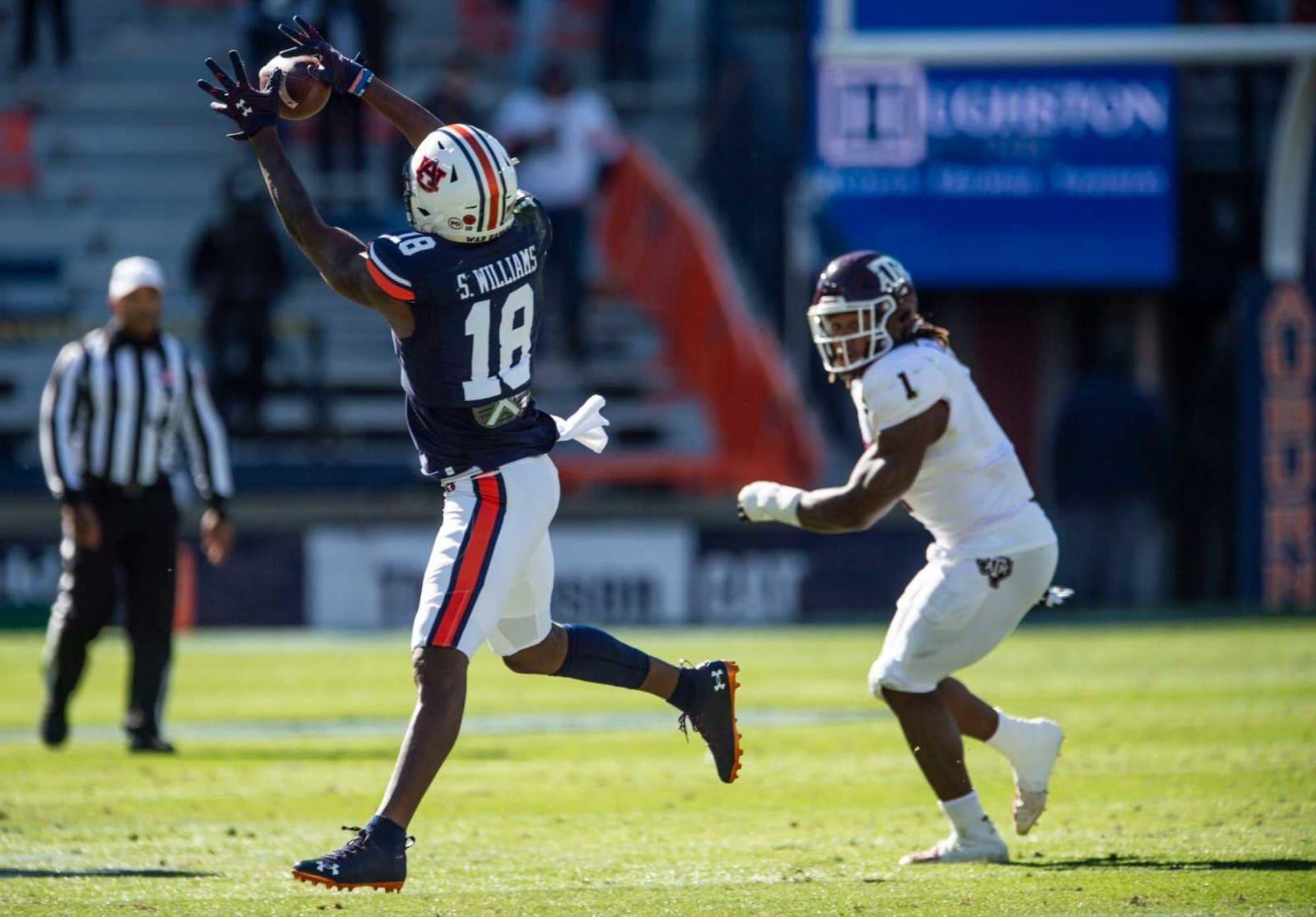 Auburn football: Former QB Sean White says Seth Williams is All-Pro