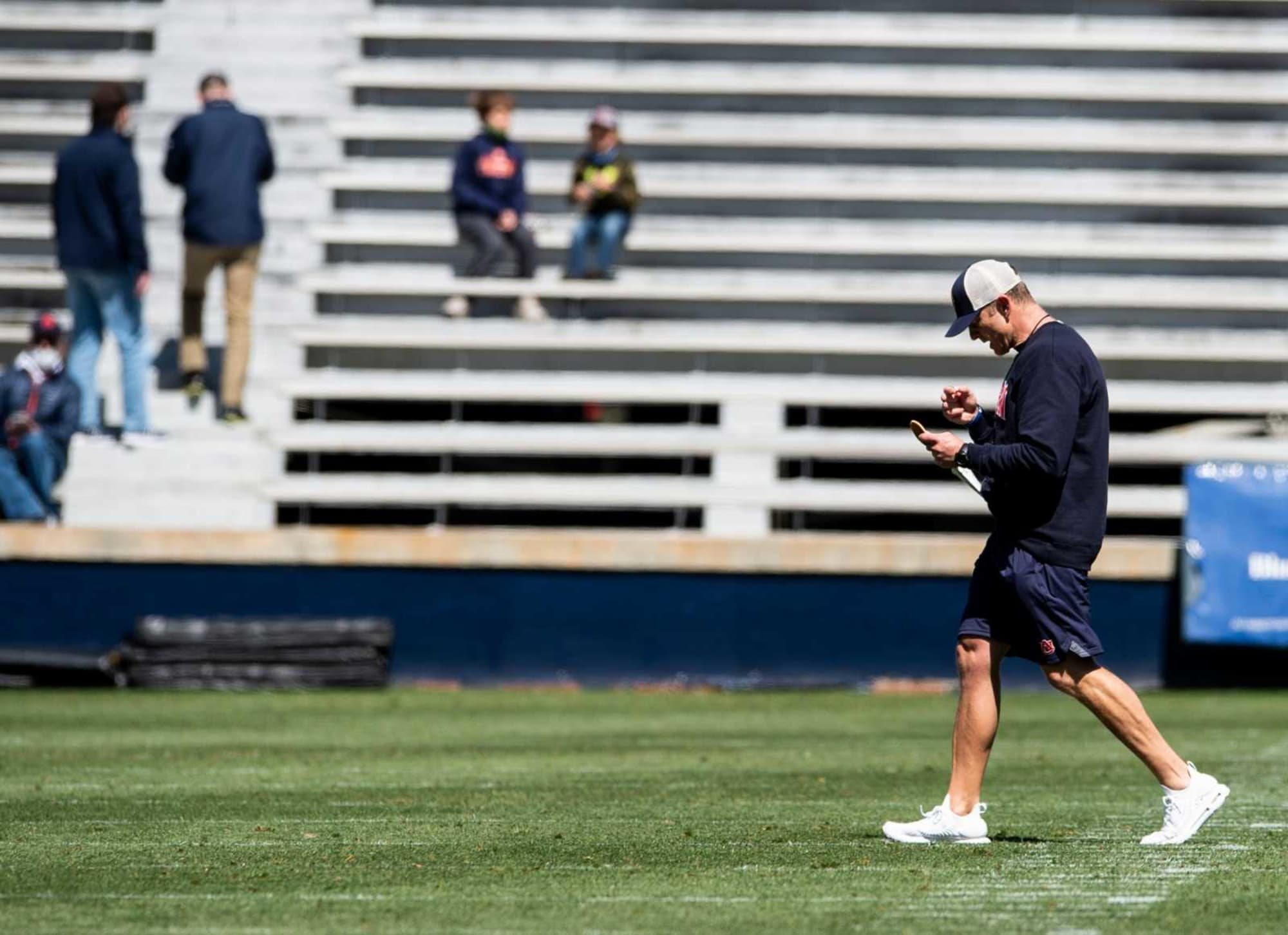 Auburn football: Bryan Harsin only here on Plains to win titles