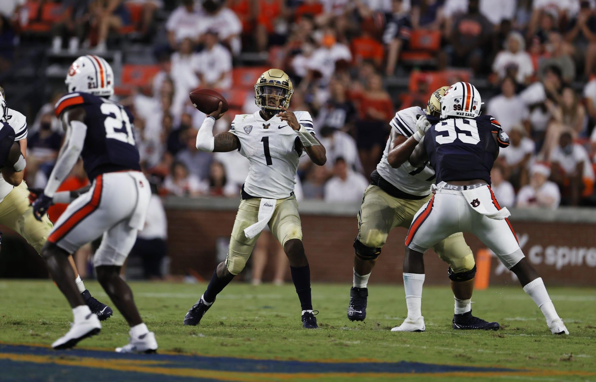 Auburn football: 2022 commits band together to recruit Drew Bobo