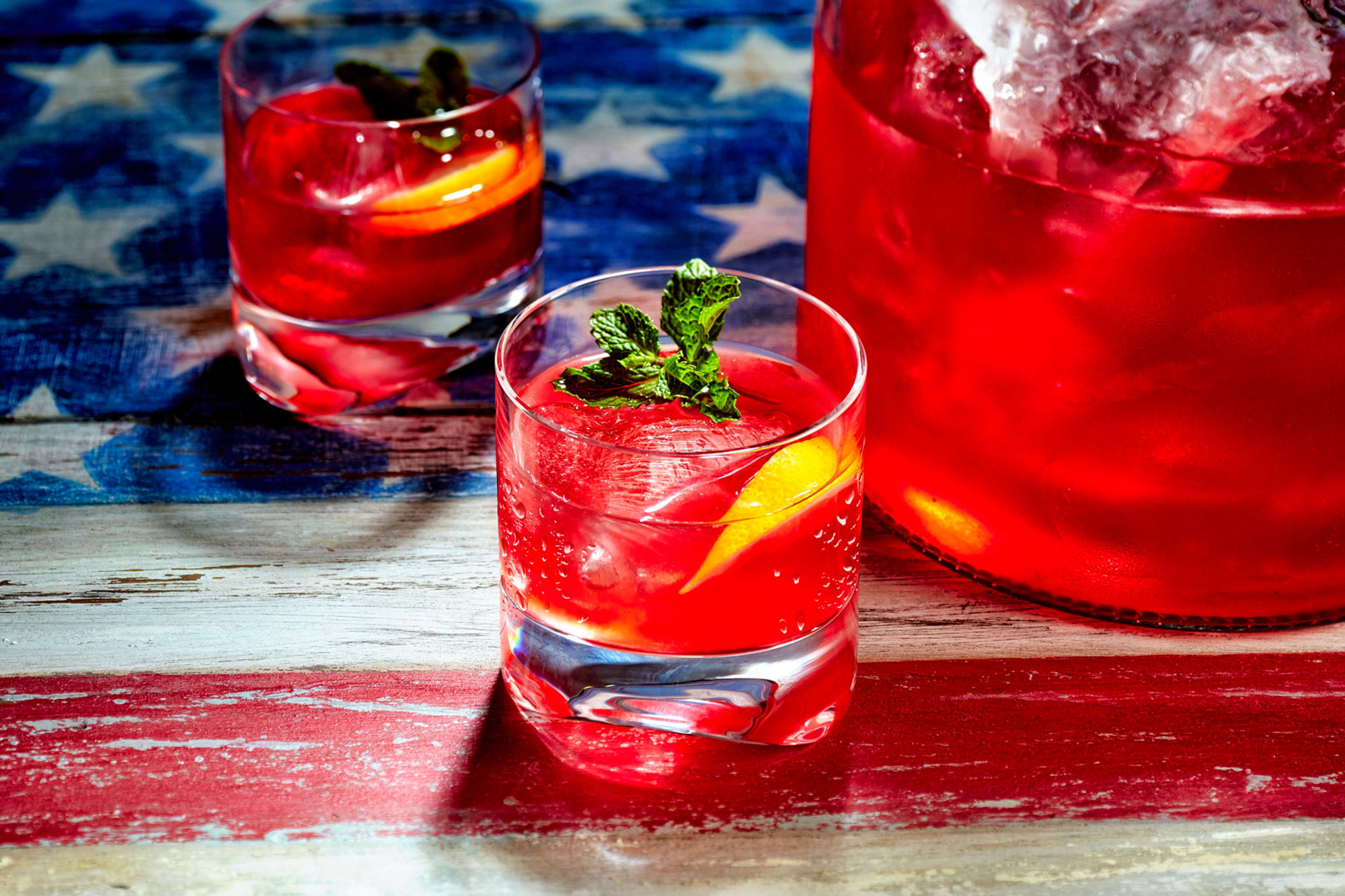 Flavor fireworks: Fourth of July cocktails that sparkle and shine