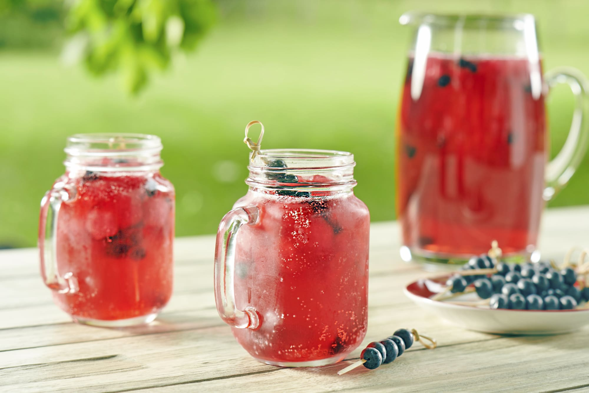 July 4th Celebrate With Fabulous Fruity Cocktails