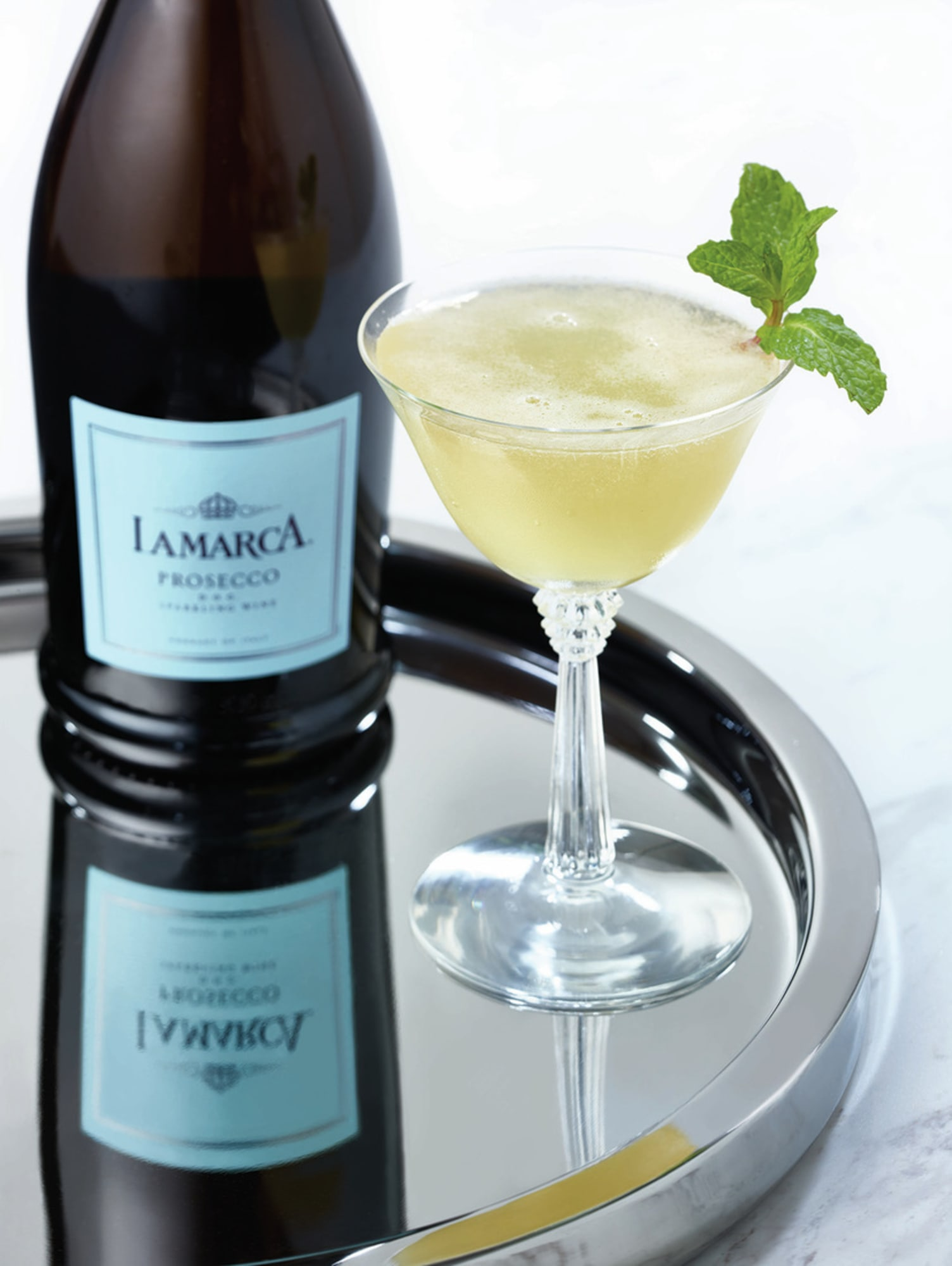Get bubbly: Processo cocktails that many any occasion festive