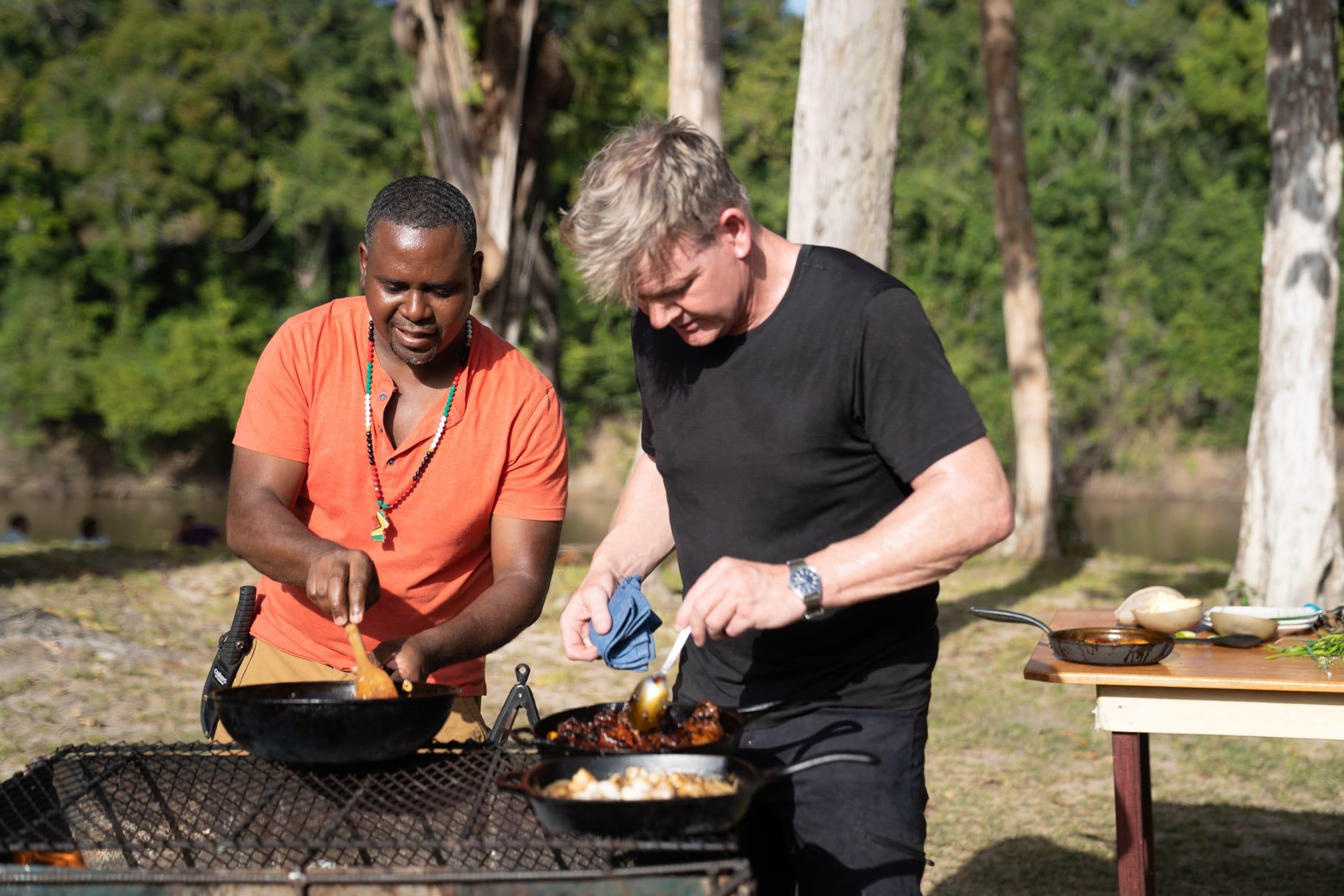 Gordon Ramsay Uncharted Season 2 episode 5 preview: Guyana