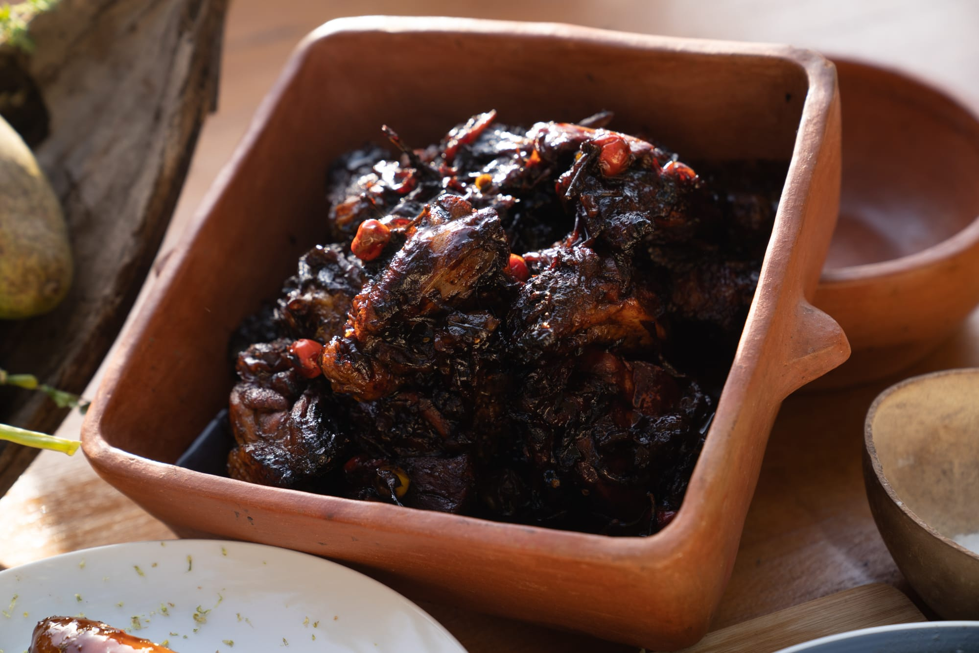 Chicken Pepper Pot recipe from Gordon Ramsay Uncharted