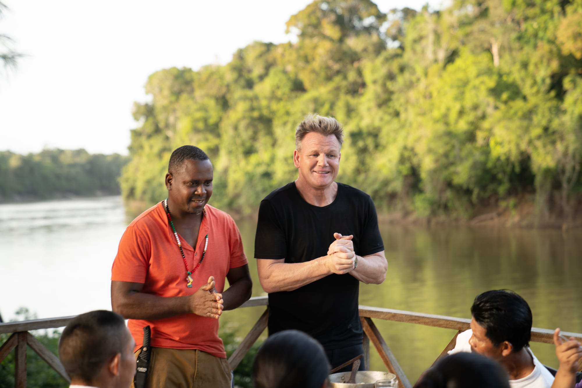 Gordon Ramsay Uncharted Guyana: Fusion cuisine creates unique dishes