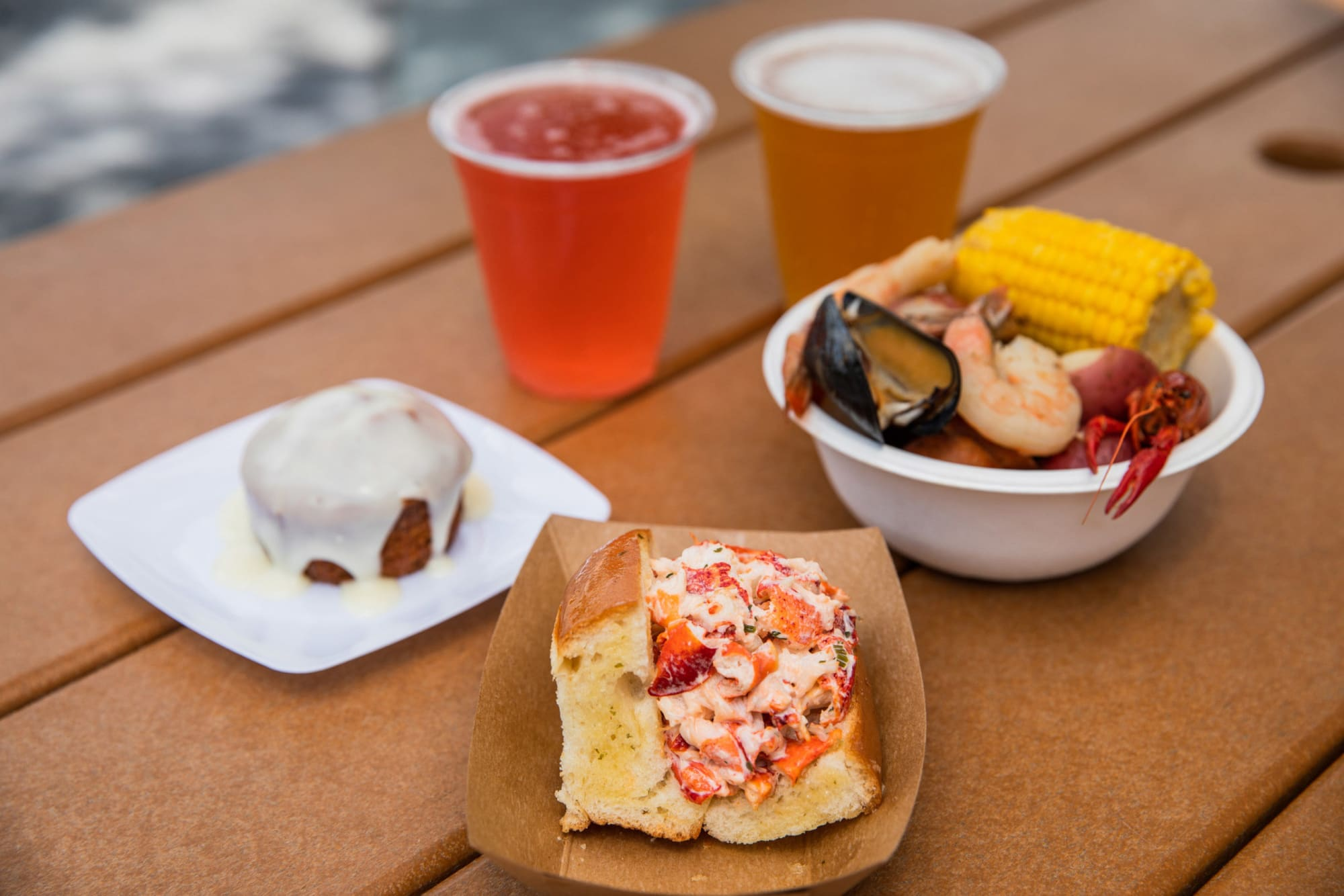 Taste of Epcot celebrates the favorite flavors that foodies love
