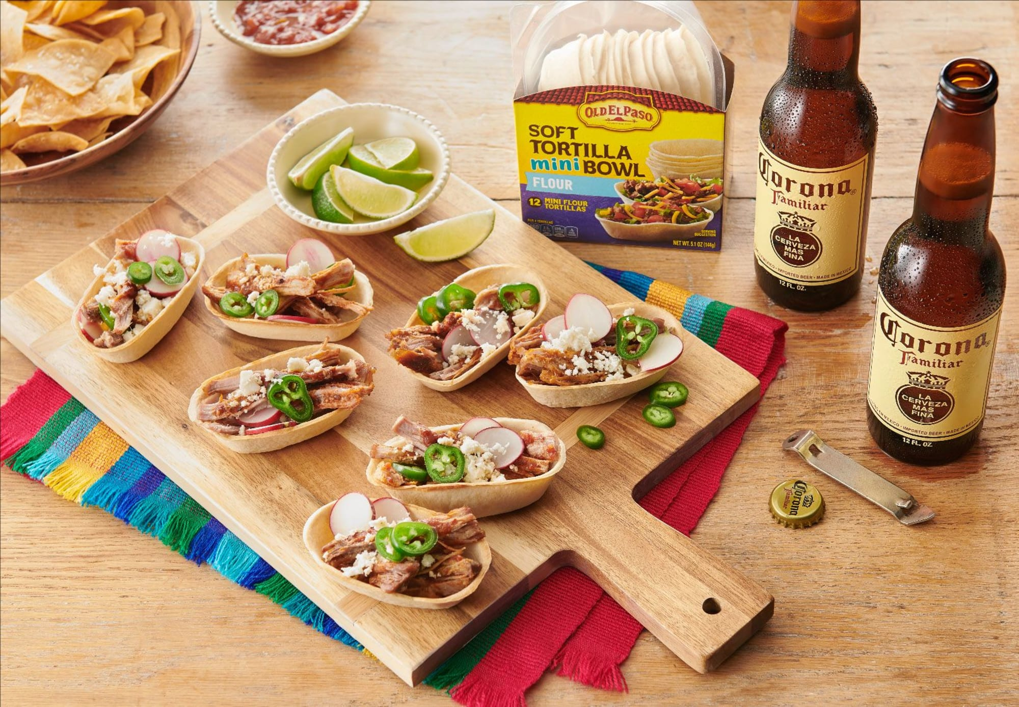 Cooking with Corona: Easy Mexican recipes that bring big flavor