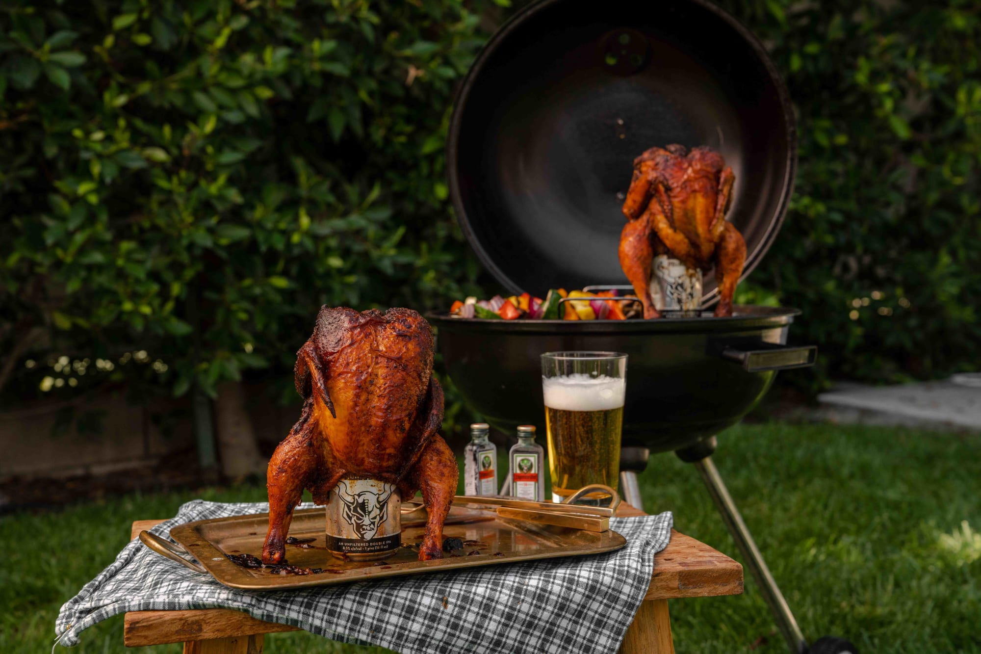The best beer can chicken recipe isn't about the beer
