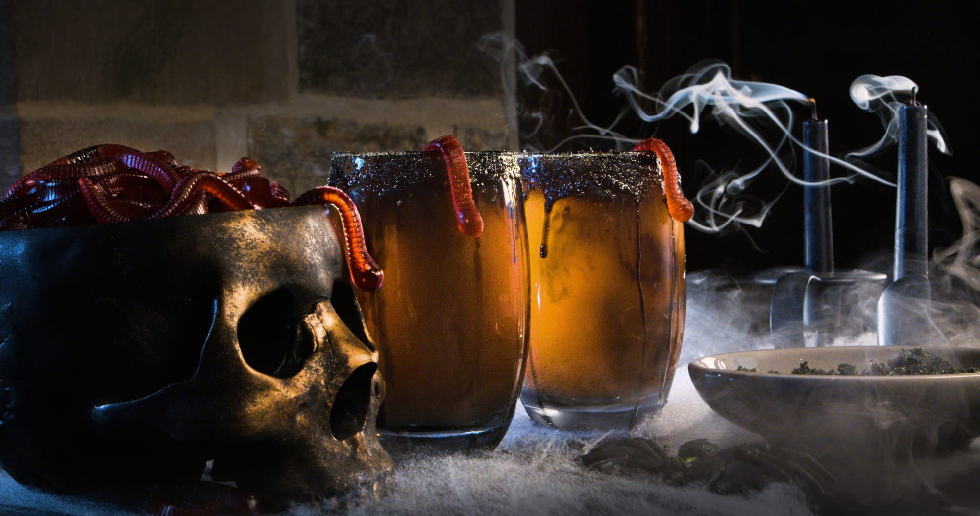 Haunting Halloween Cocktails deserving of a spooky savor