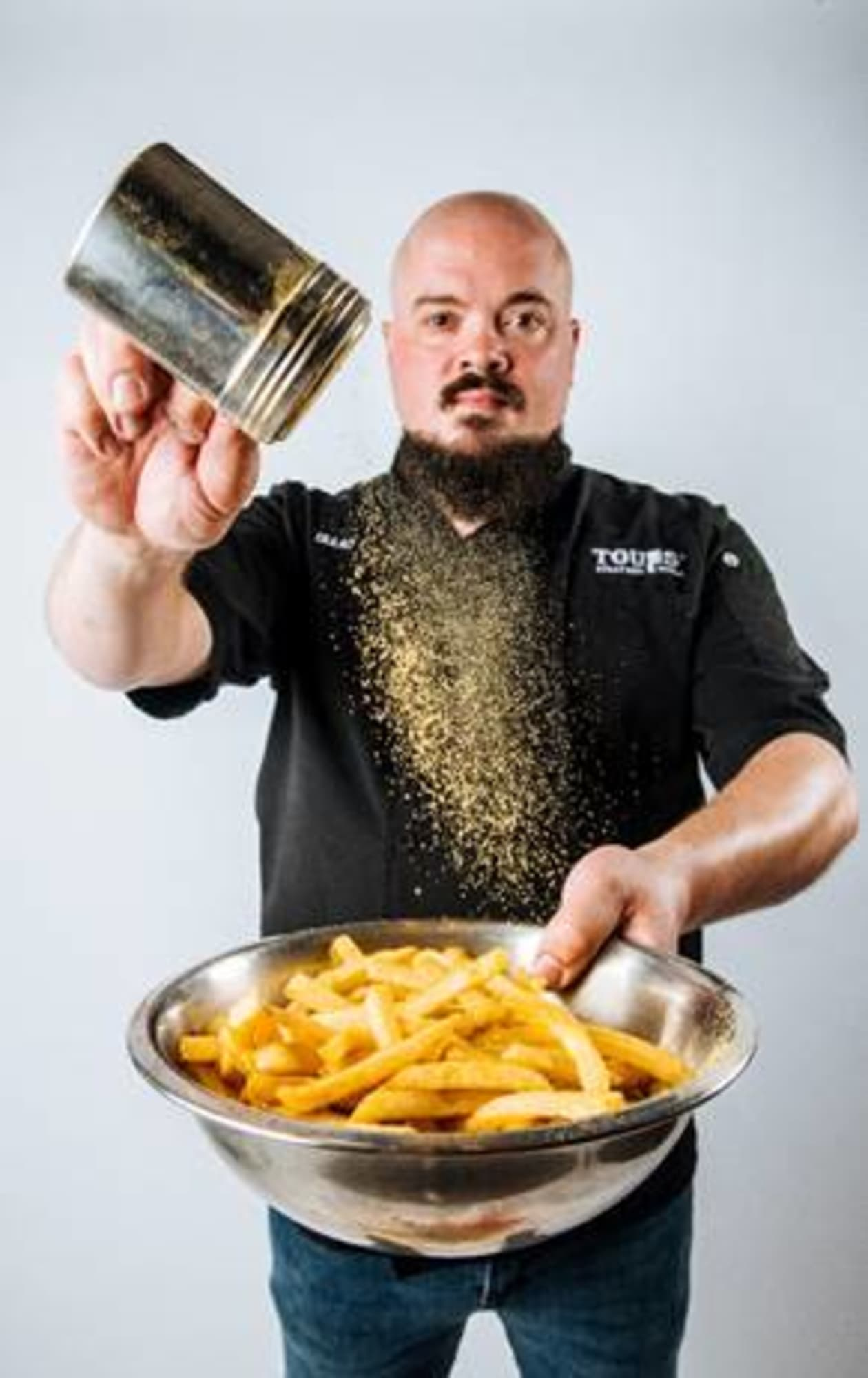 Chef Isaac Toups and Spiceology turn up the heat in the kitchen