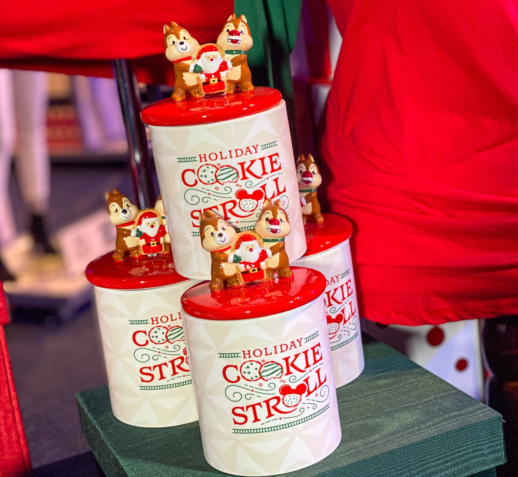 Bring the Epcot Holiday Cookie Stroll into your home holiday celebrations