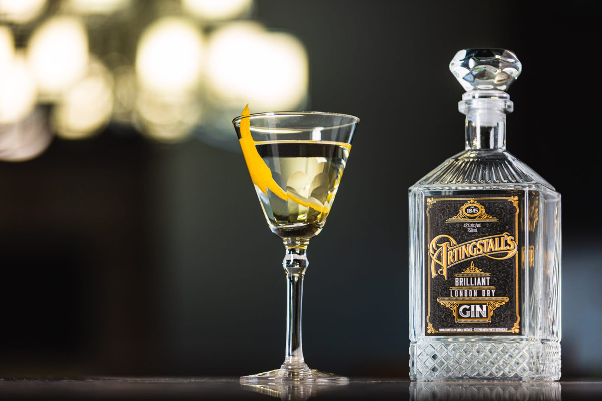 Modern gin invites drinkers to discover a new approach to the traditional spirit