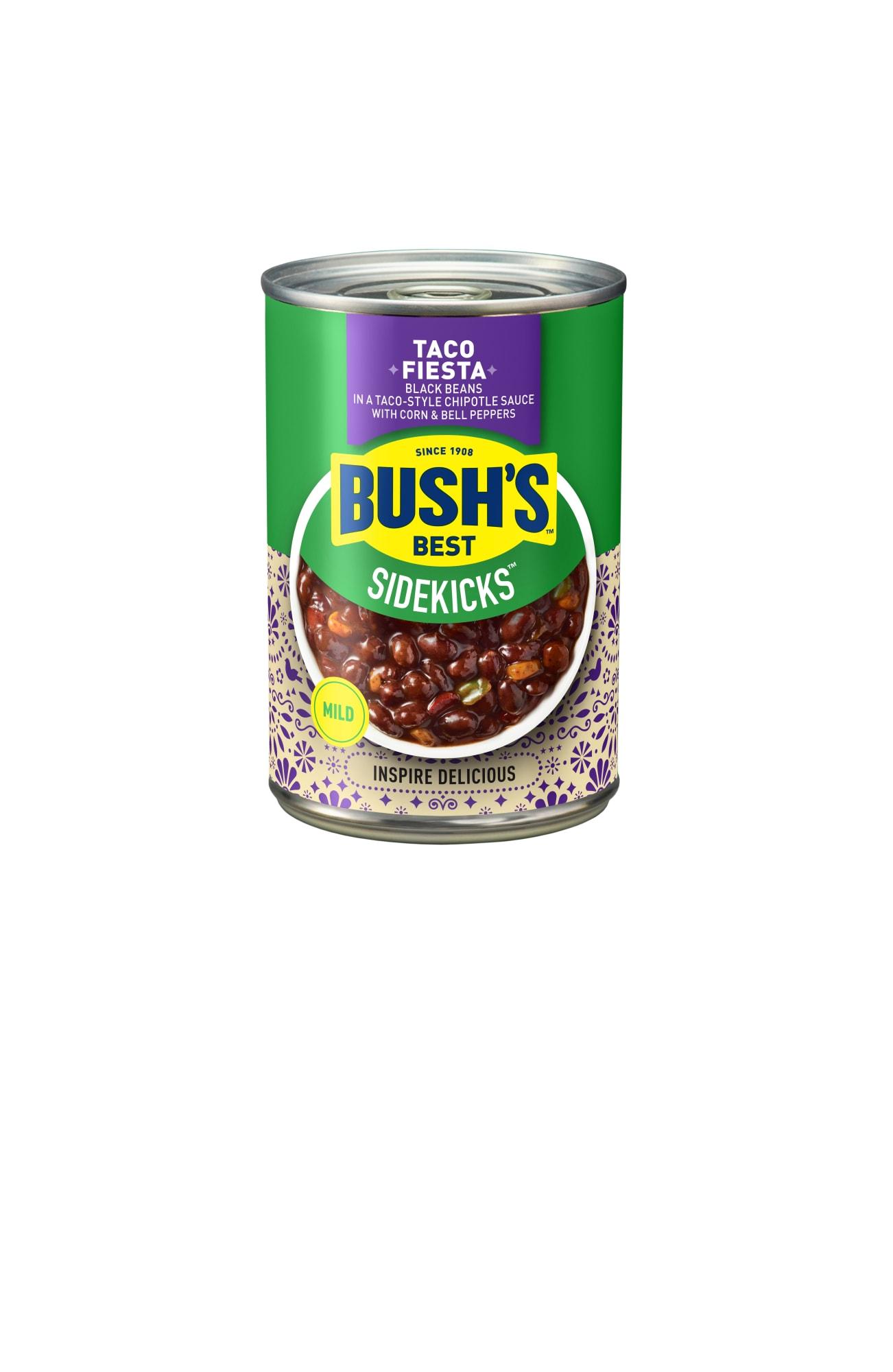 Transform favorite recipes with zesty Bush's Beans Sidekicks