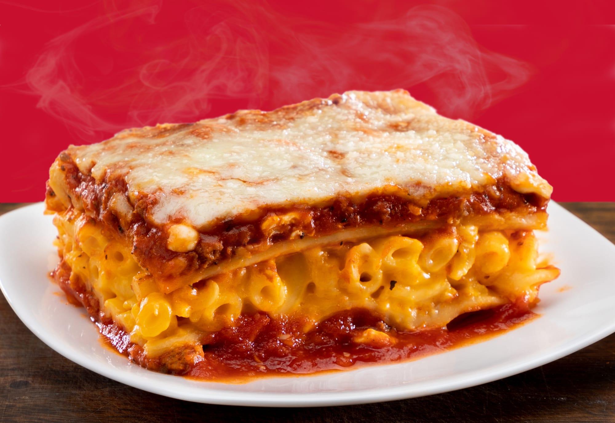 Stouffer's creates new LasagnaMac mashup