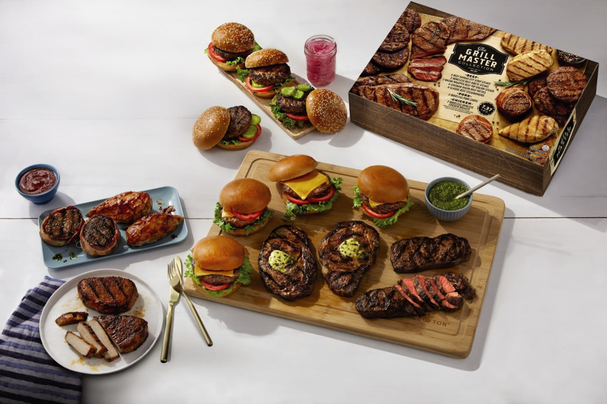 Aldi's Grill Master Collection makes for the perfect Father's Day gift