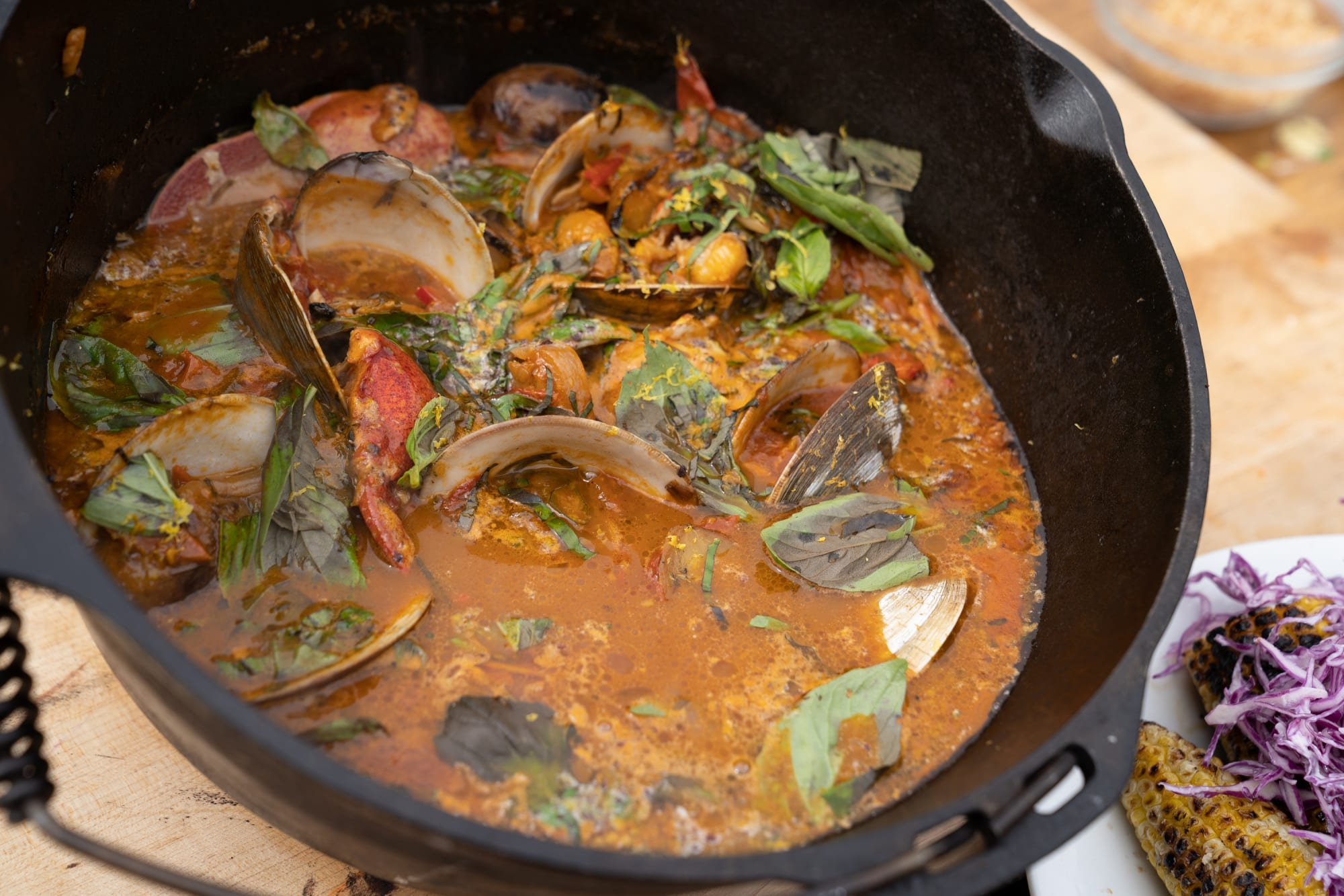 Gordon Ramsay adds a new flavor to this classic Bouillabaisse recipe