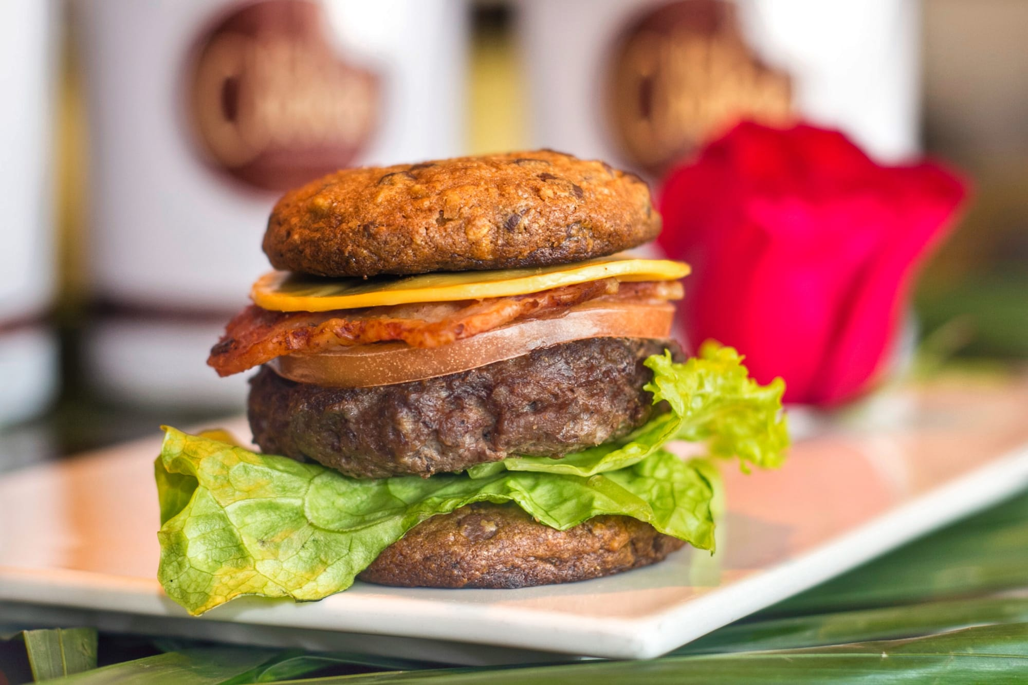Do you dare try the ultimate cookie burger recipe?