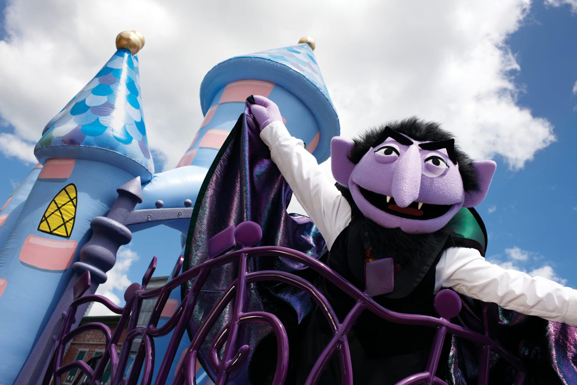 SeaWorld Orlando Spooktacular offers a family friendly Halloween adventure