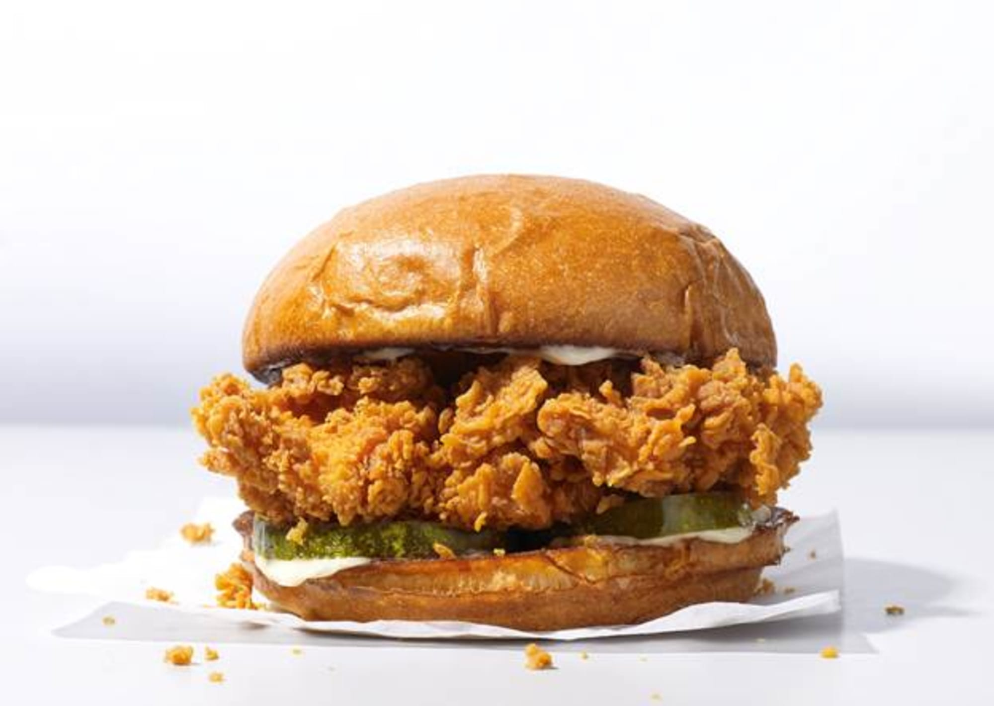 The secret to Popeye's fried chicken might be in your pantry