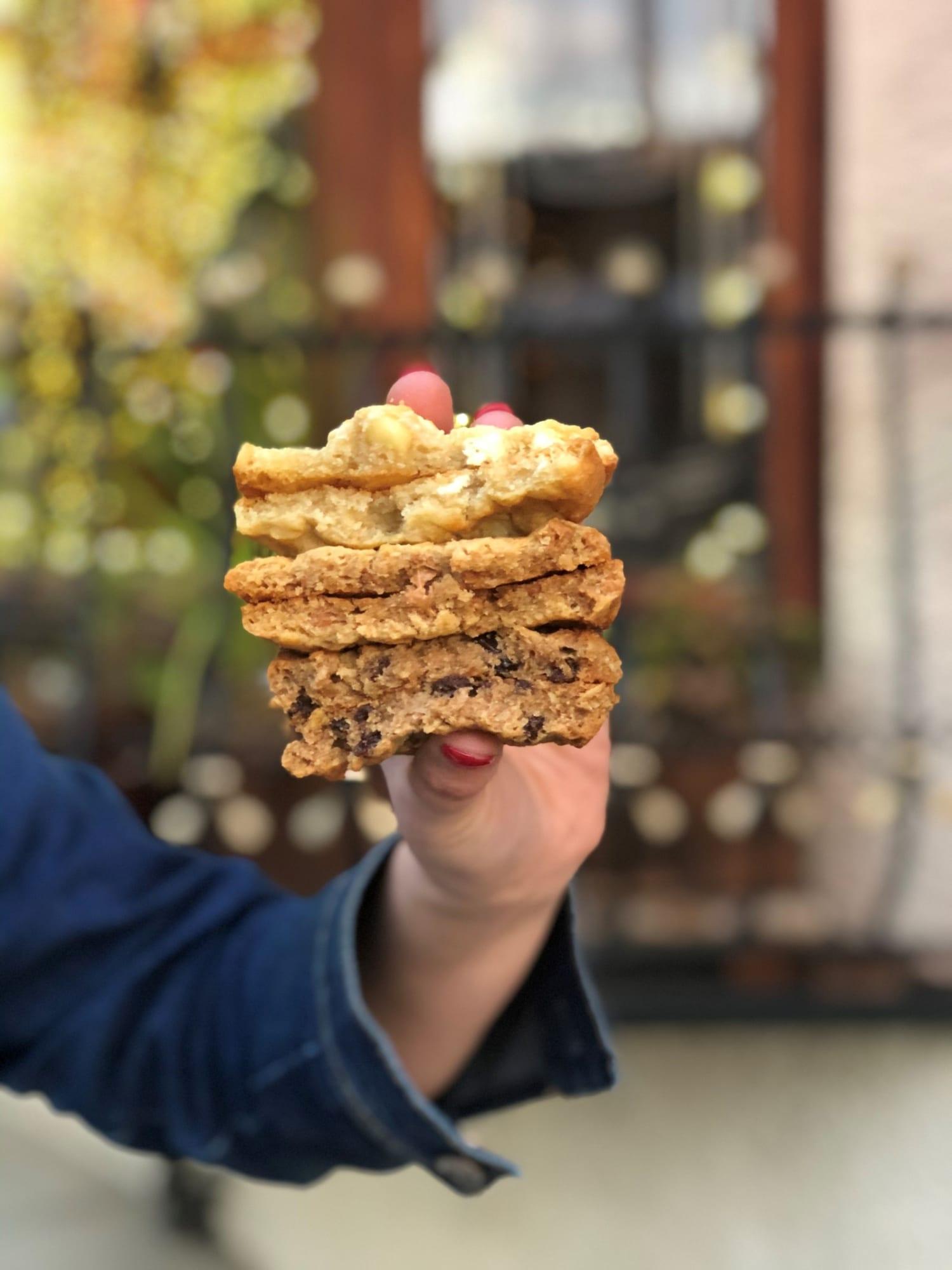Insomnia Cookies launches three new vegan cookies