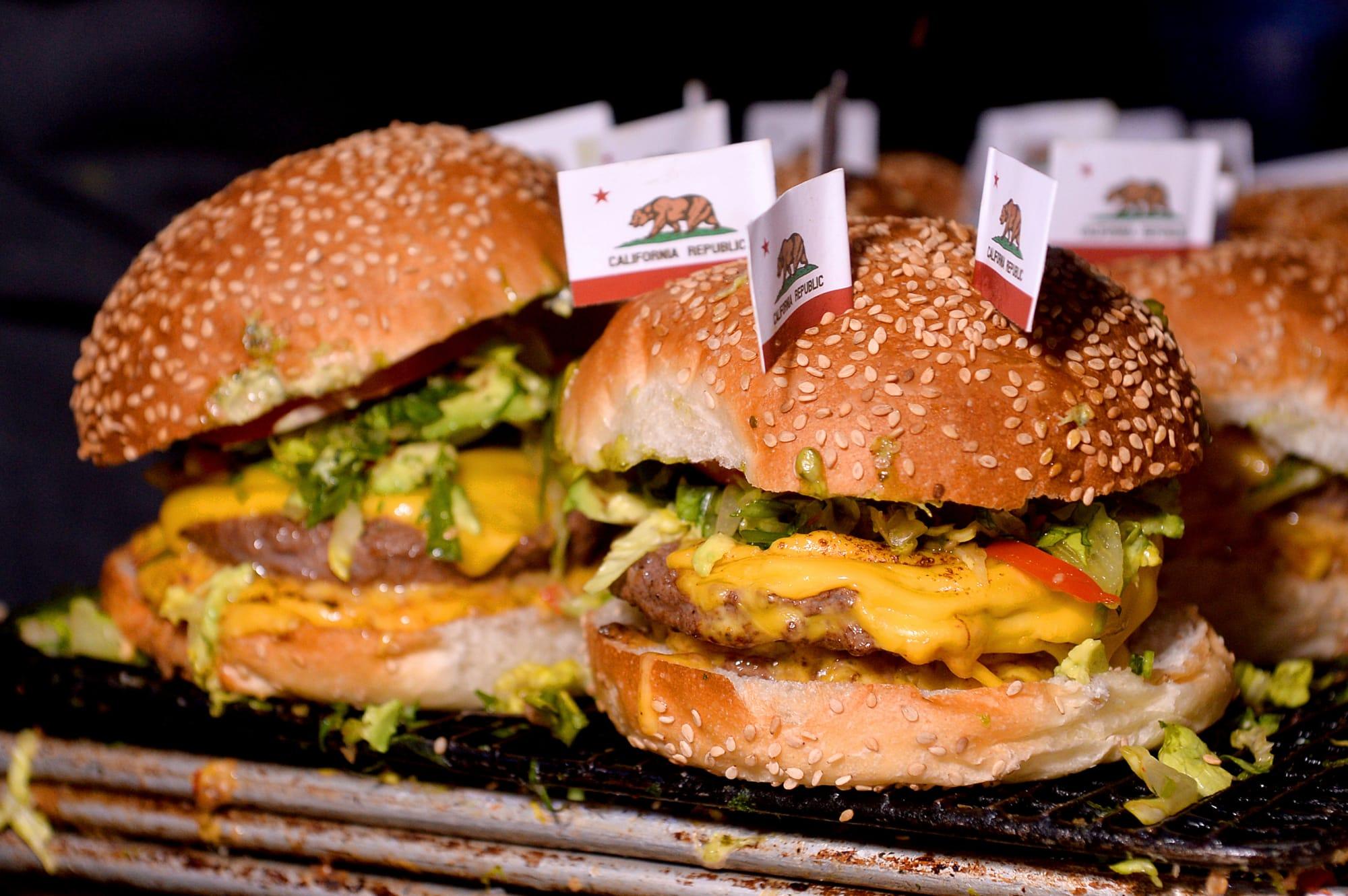 The Burger Showdown: Which celebrity burger reigns supreme?