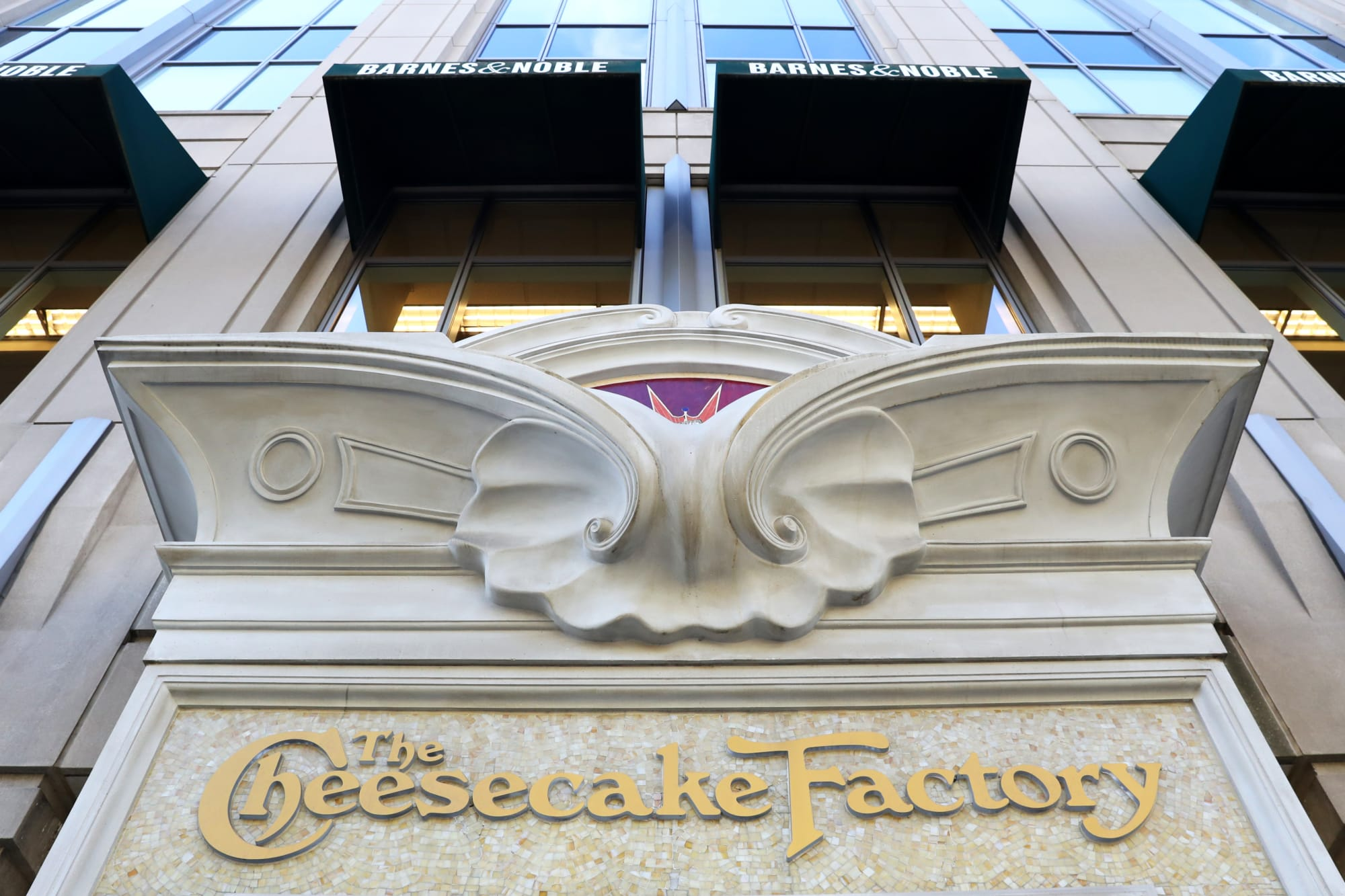 The Cheesecake Factory adds 7 for $20 menu for a limited time