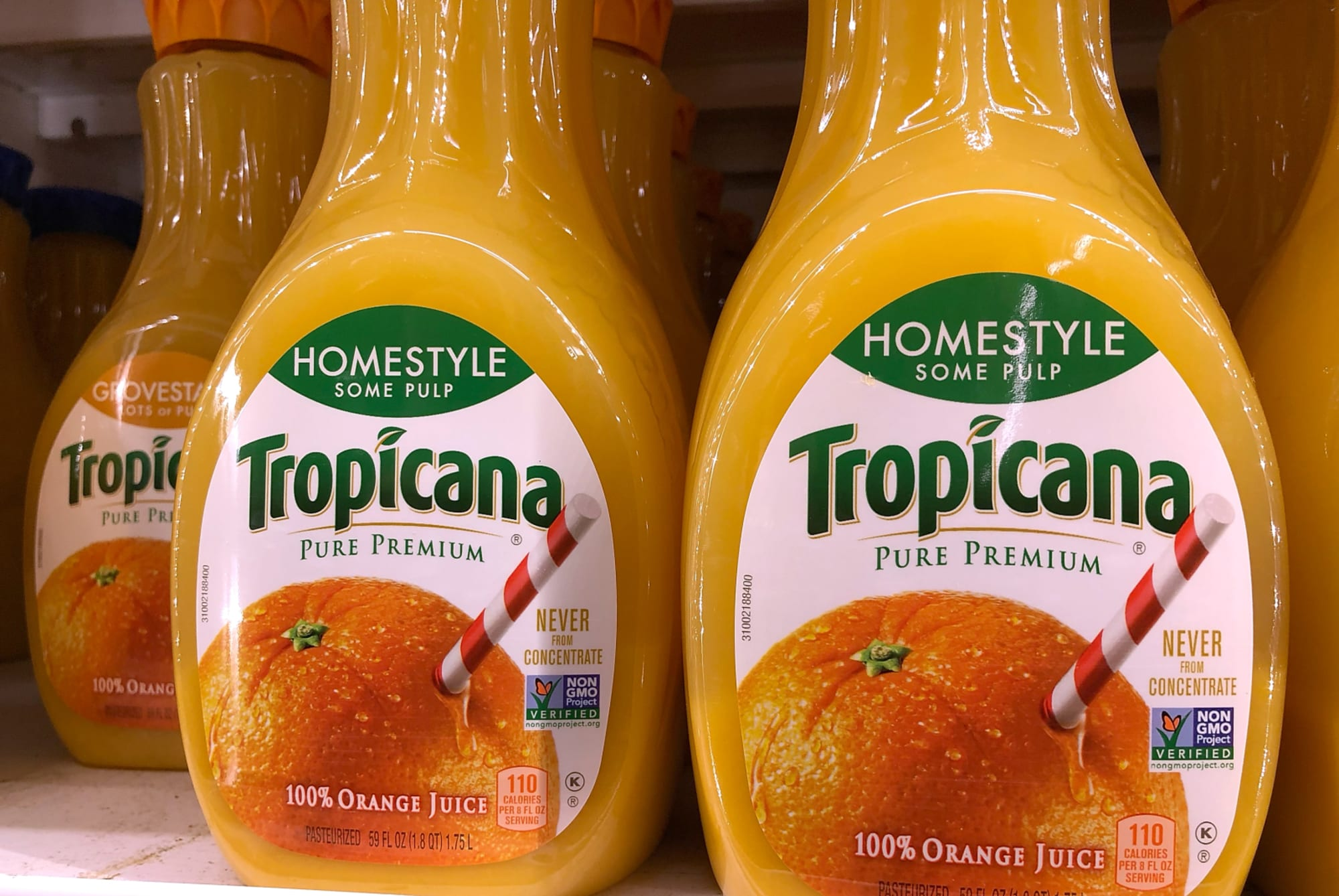 Tropicana solves the orange juice and toothpaste dilemma
