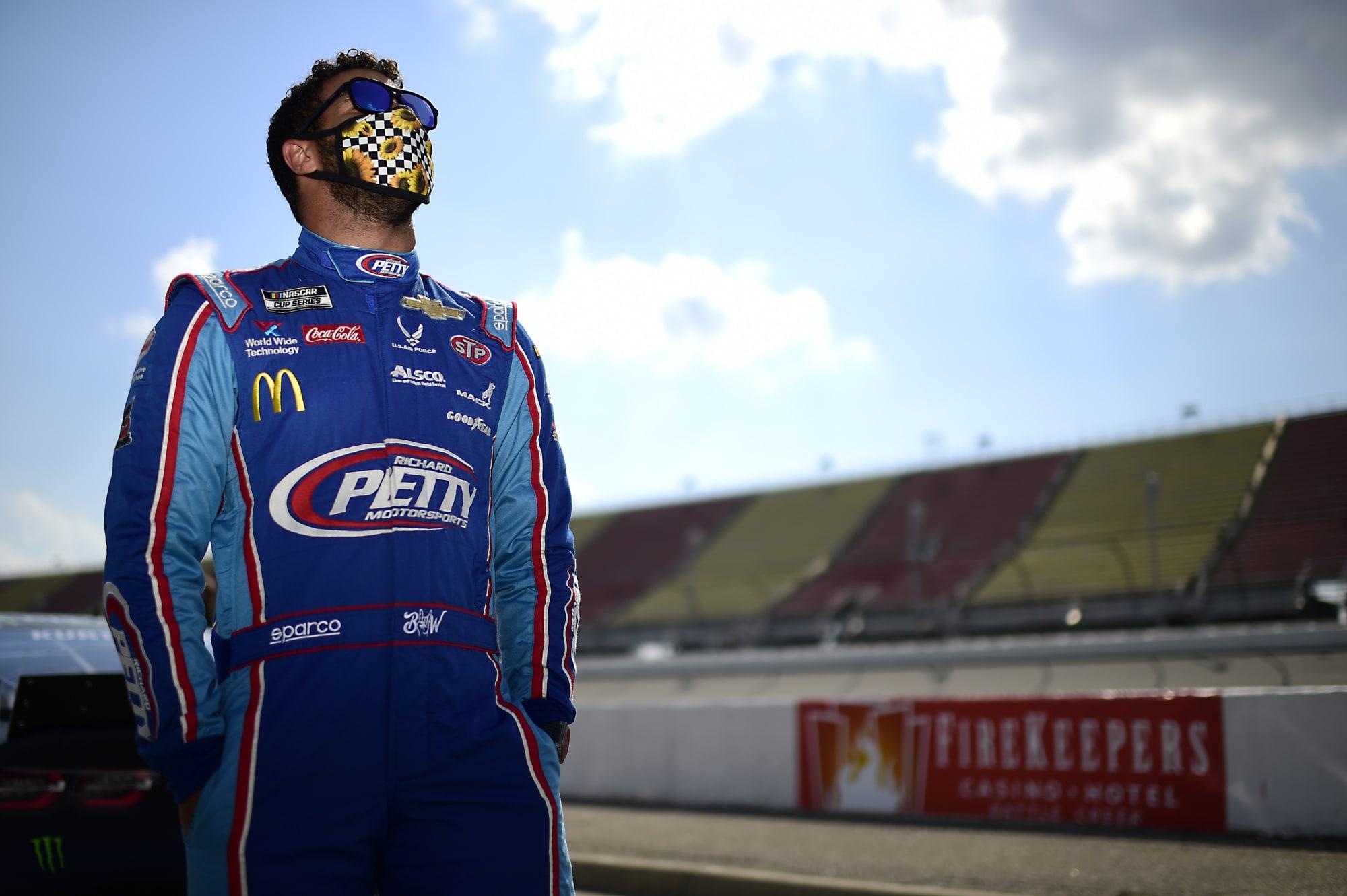 DoorDash jumps into NASCAR, backing Bubba Wallace in multiyear deal