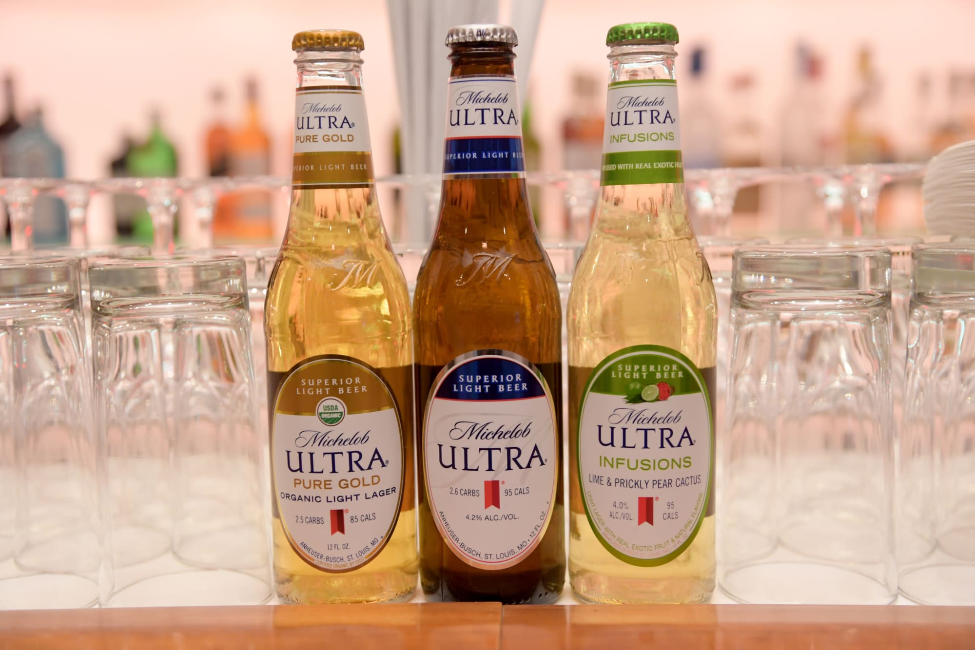 Michelob Ultra And Jimmy Butler Celebrate The Return Courtside