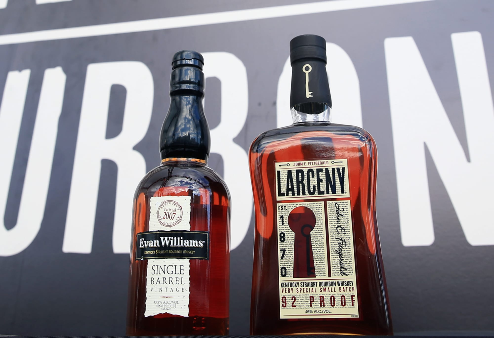 Five affordable great bourbons that are under $35