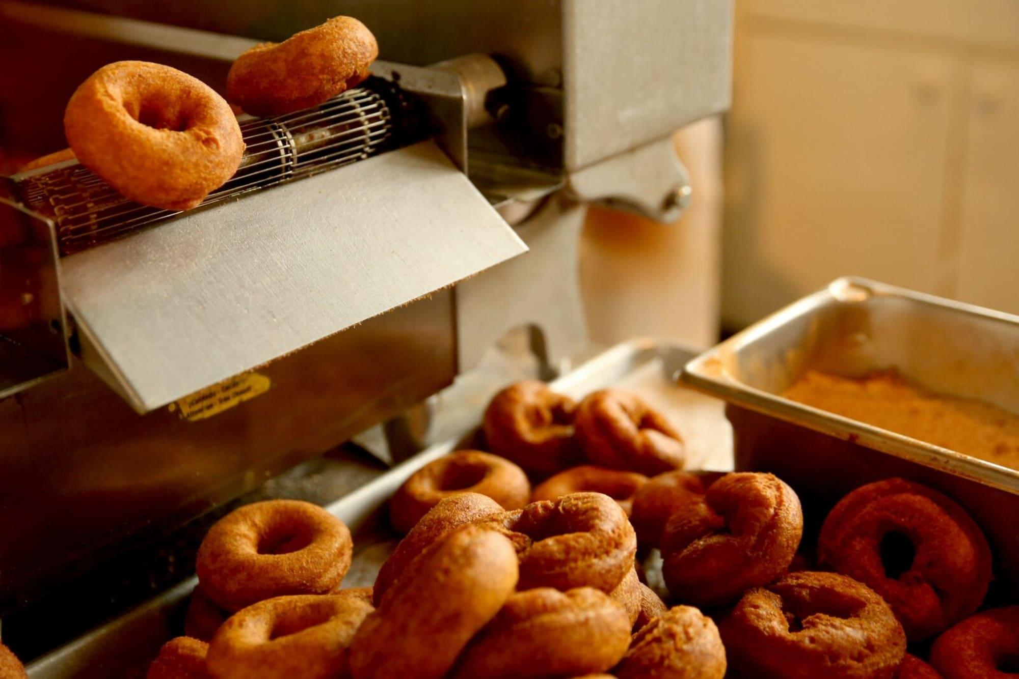 Best pumpkin spice doughnuts to enjoy before fall fades