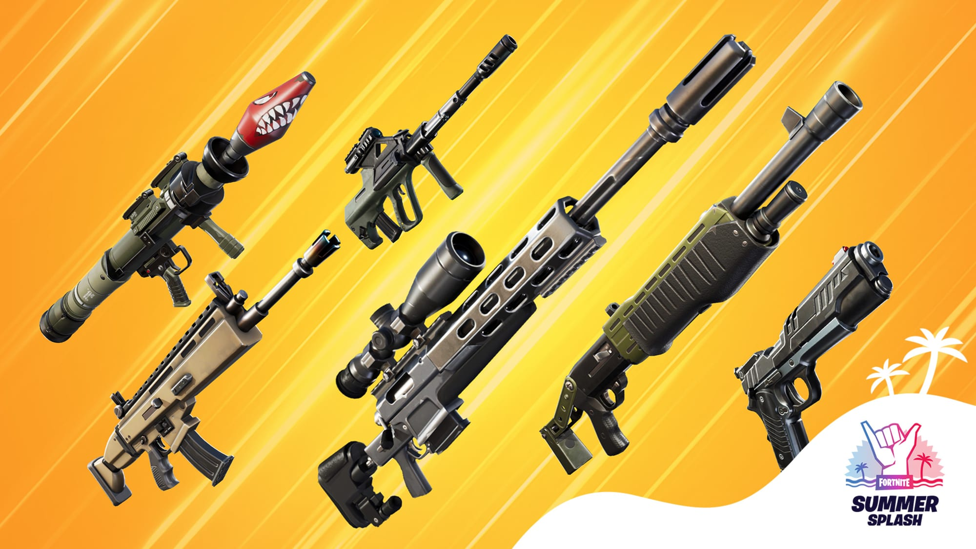 Fortnite: What Casual players can learn from Competitive weapon bans