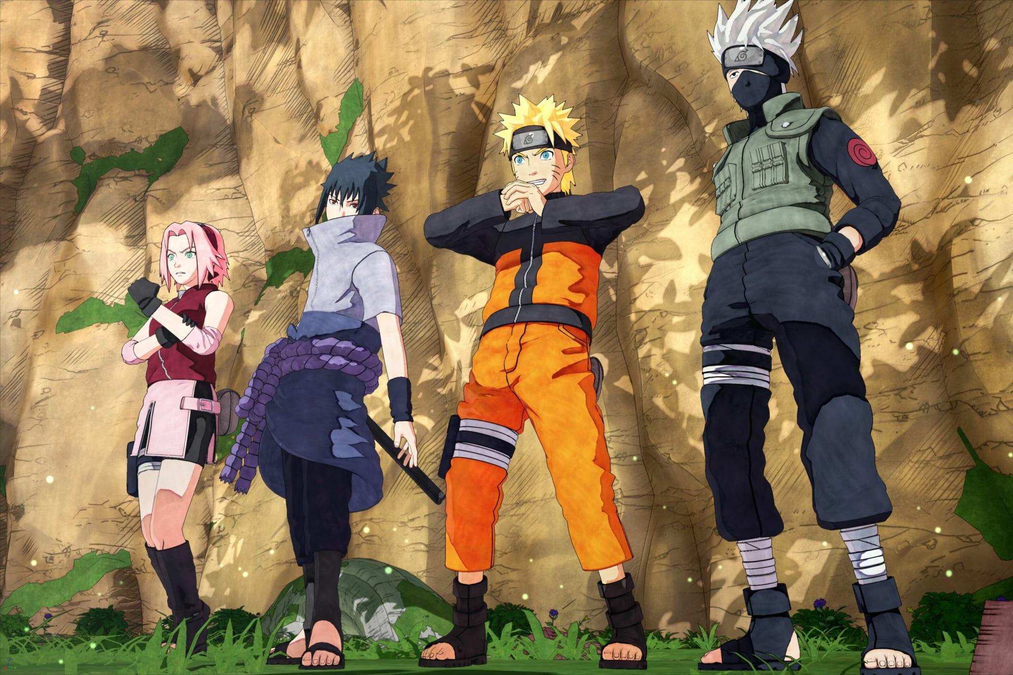 Naruto Fortnite crossover leaked for Season 8