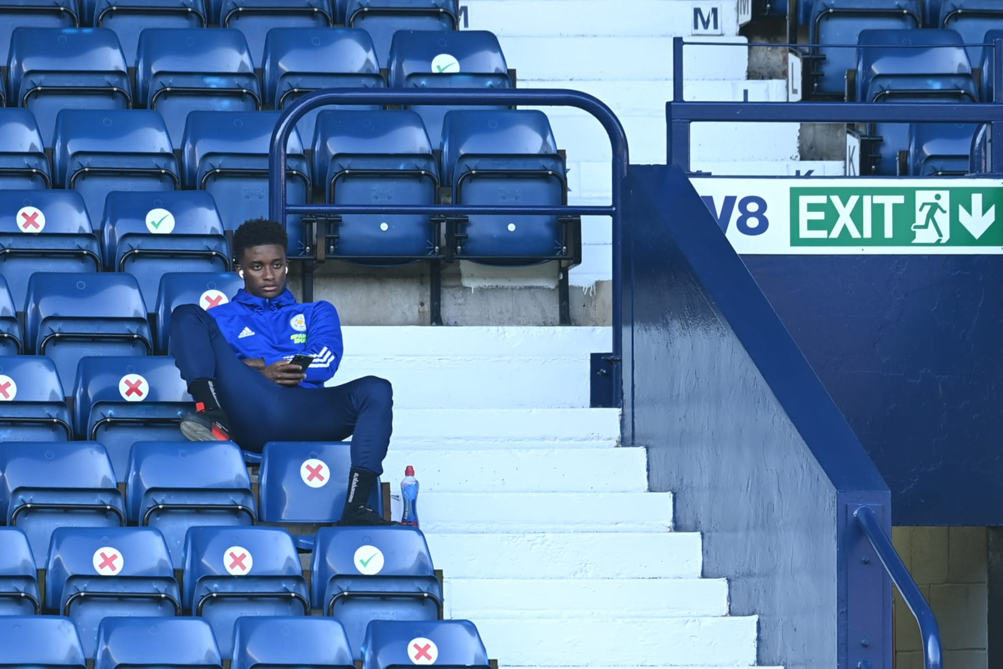 Why Demarai Gray was dropped from the Leicester squad entirely