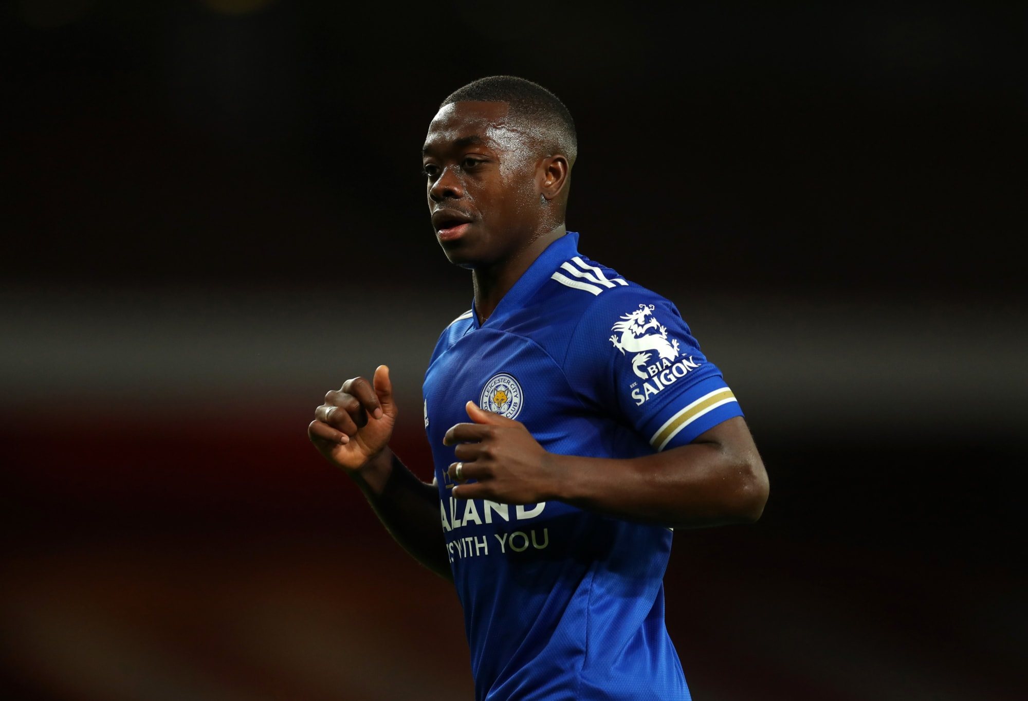 The story of Papy Mendy's resurgence at Leicester City