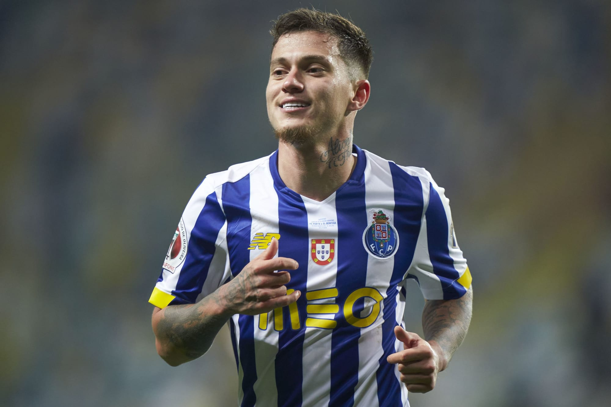 Leicester: Things to know about transfer target Otávio of Porto