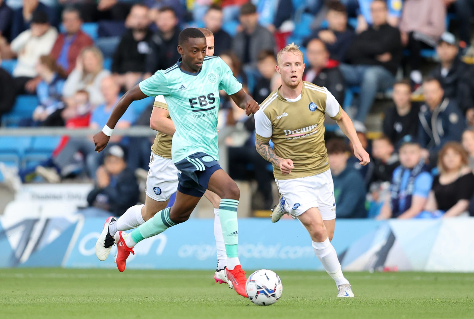 Leicester City: Three standout players from the second pre-season game