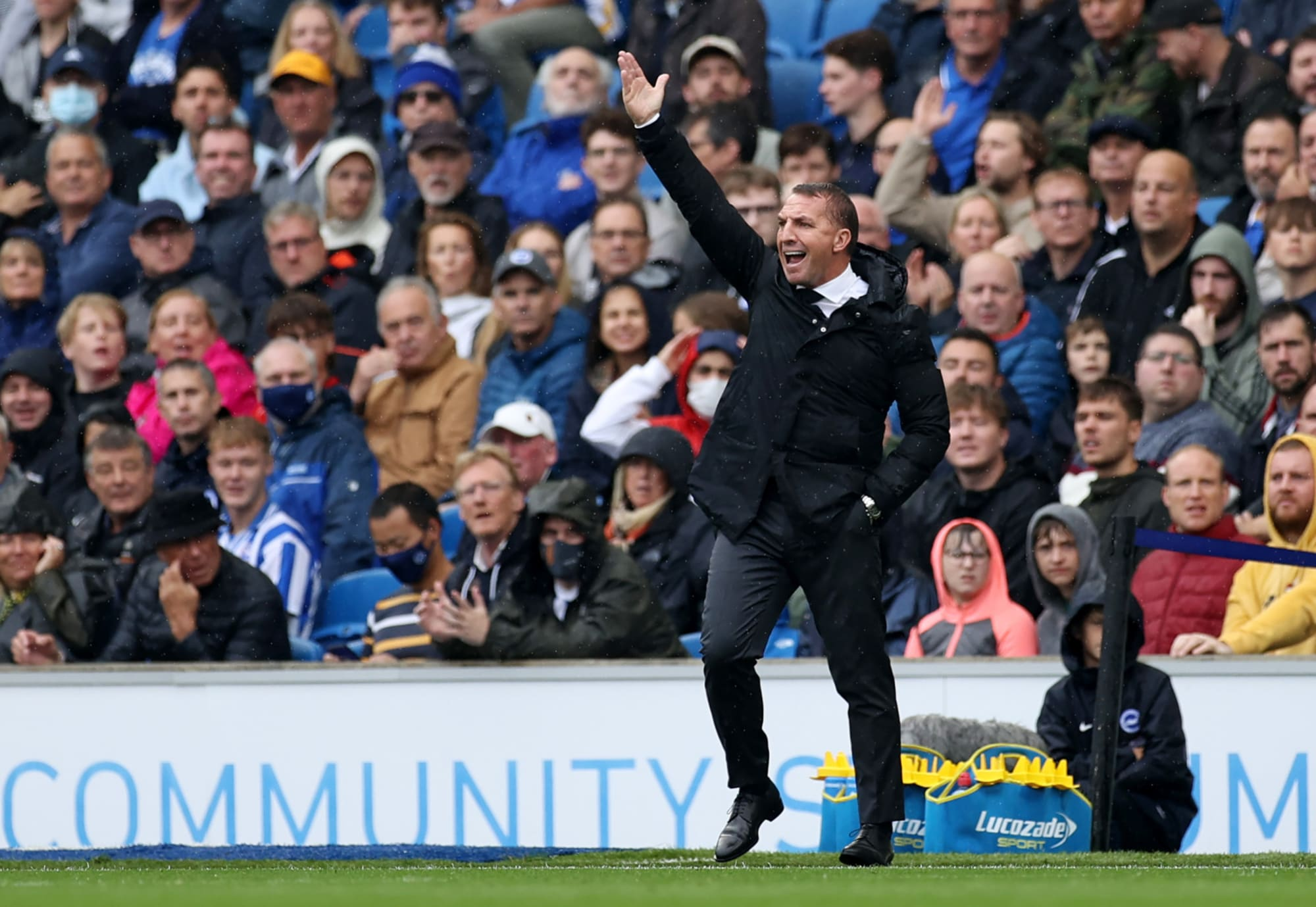 Everything Rodgers is getting wrong at Leicester