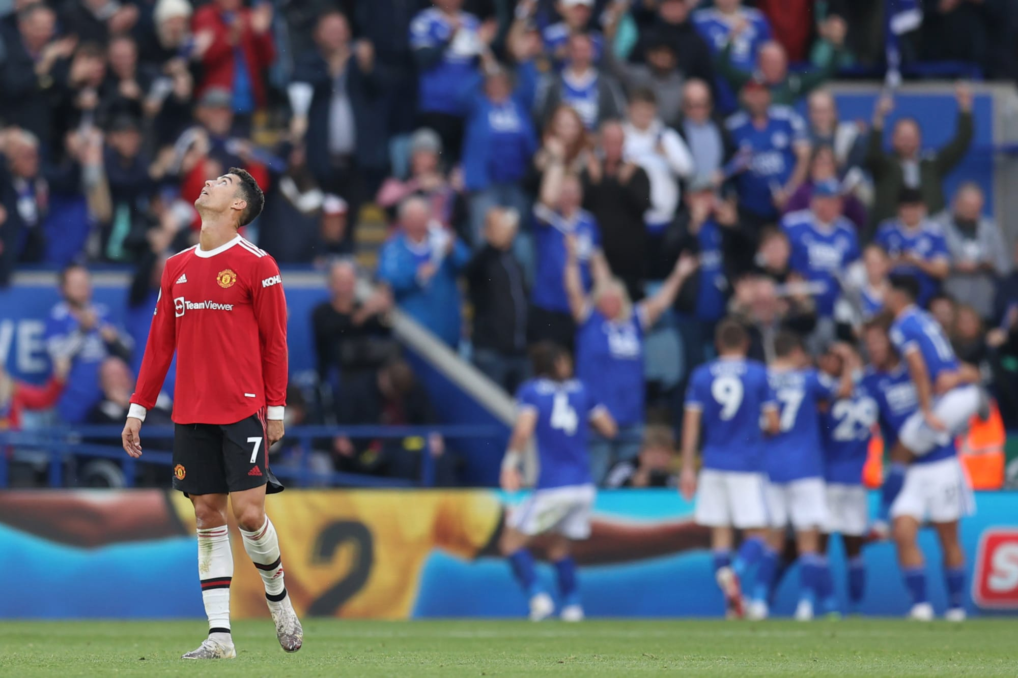 Leicester 4-2 Man United: 3 vital aspects we noticed