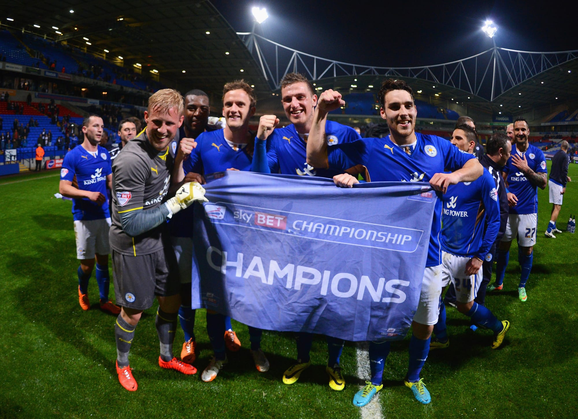 Championship club likely to have three Leicester legends next season