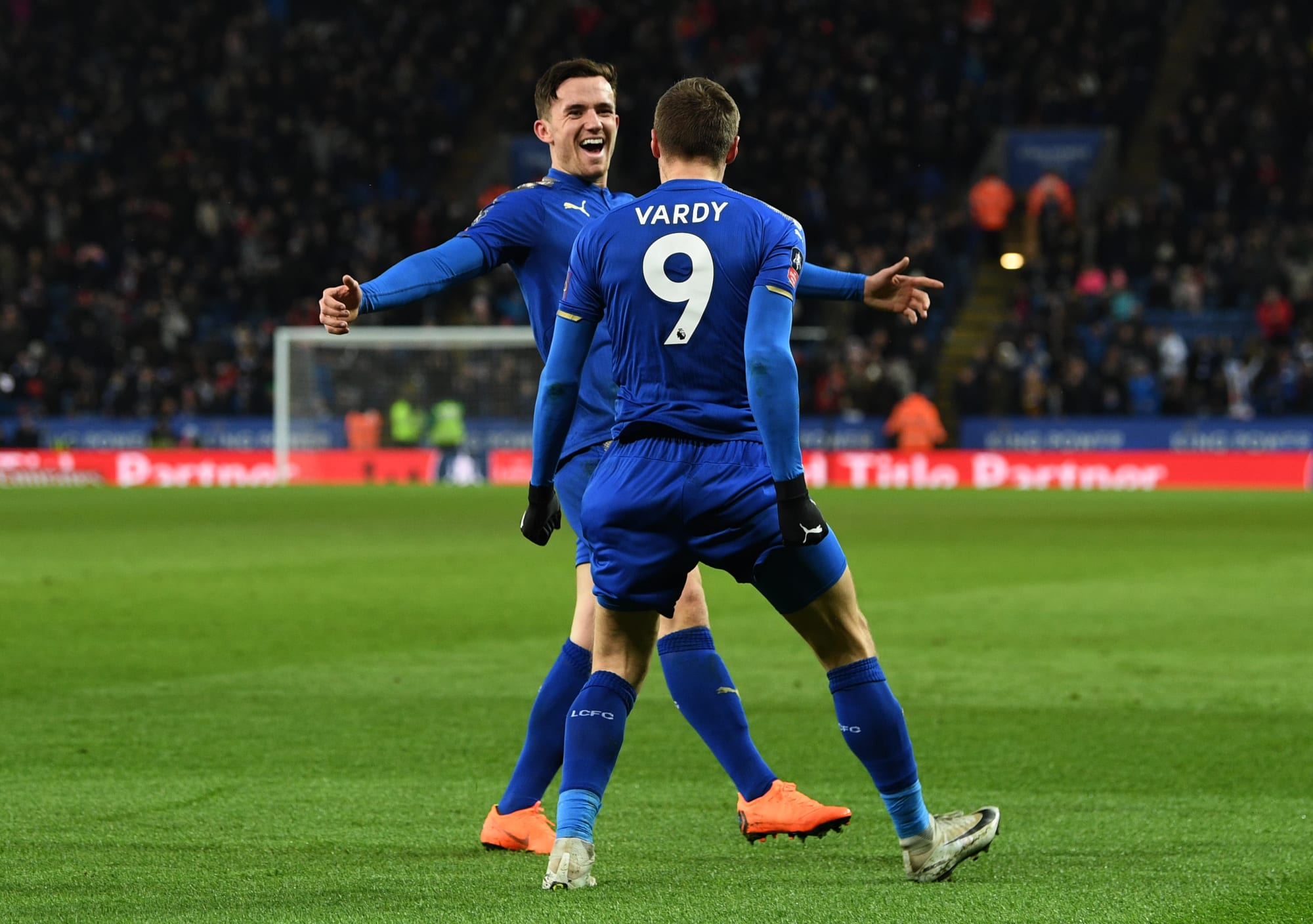 Everton lining up bid for Leicester City's Jamie Vardy