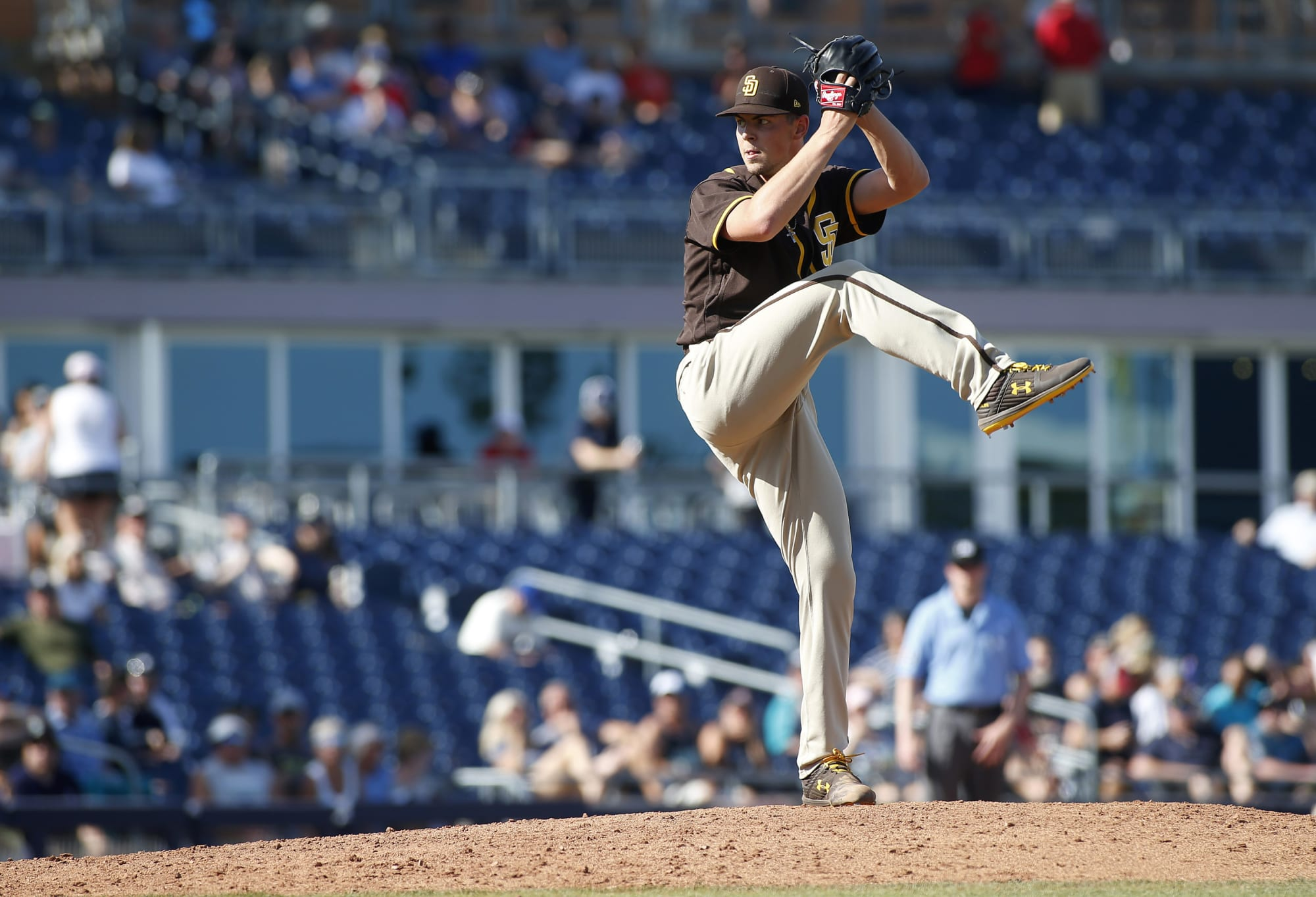 Padres: Is MacKenzie Gore going to fill Matt Strahm's role this year?