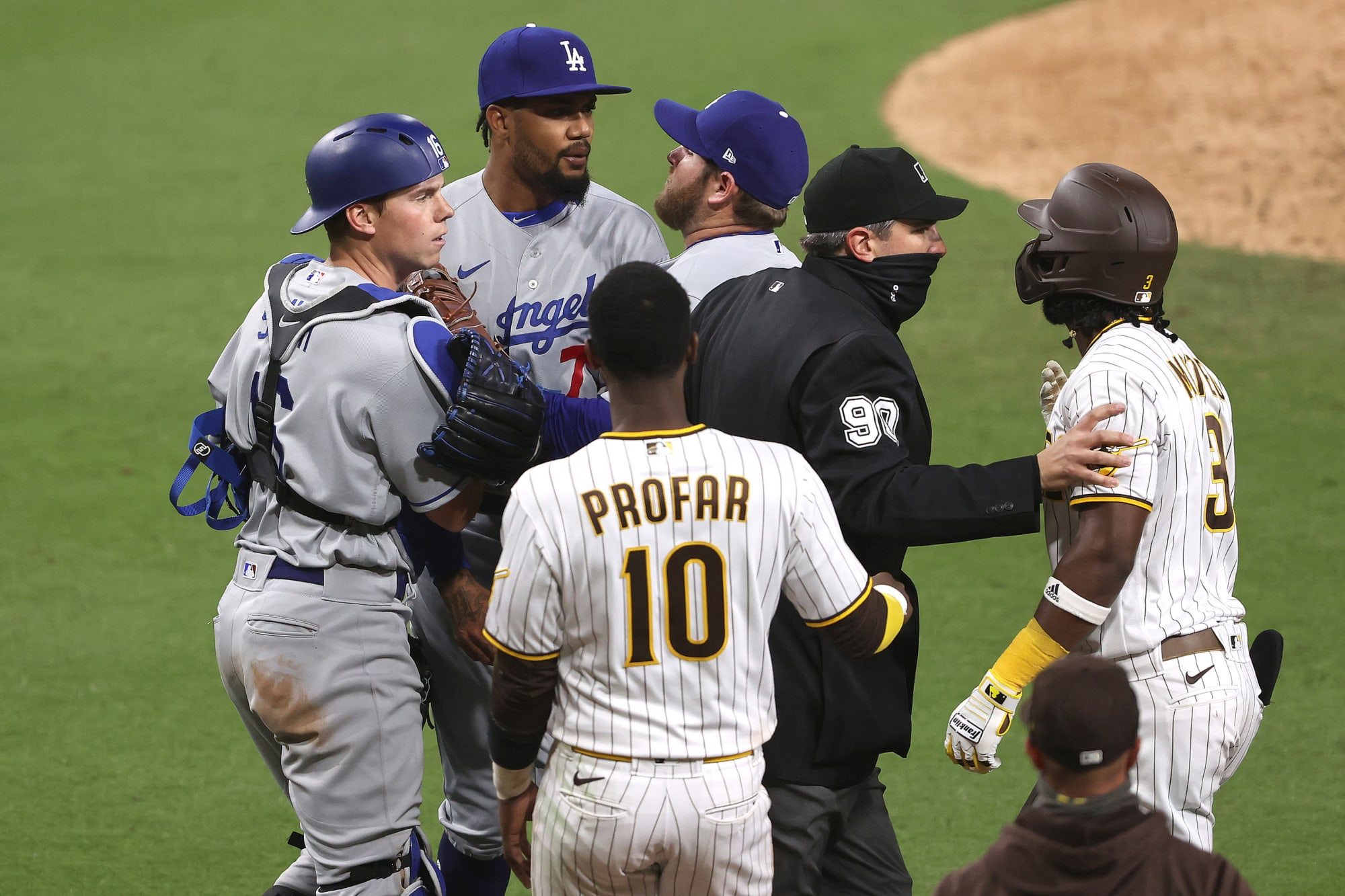 Padres-Dodgers is now the best rivalry in all of baseball