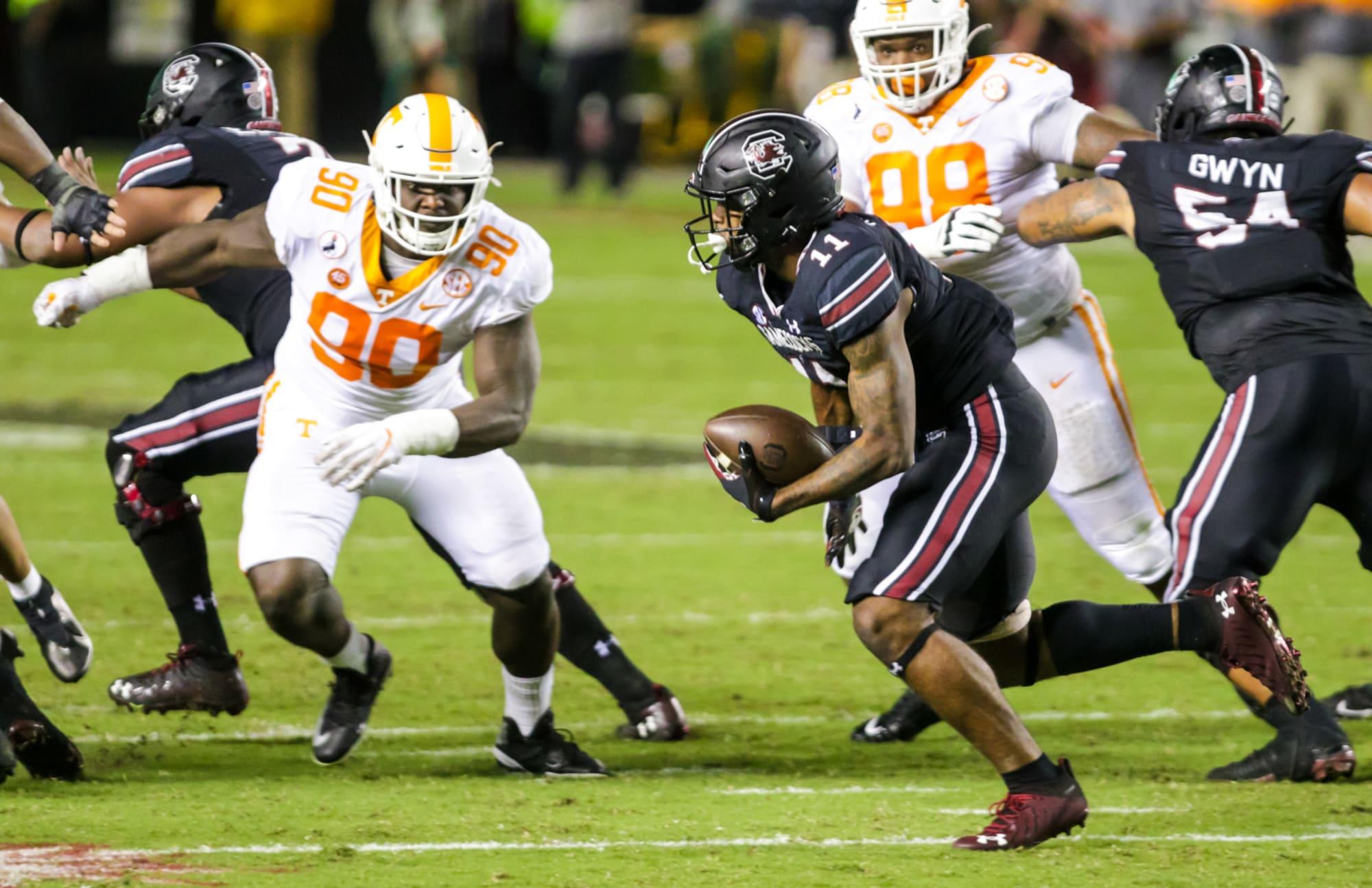 South Carolina football: ZaQuandre White is offense's forgotten man