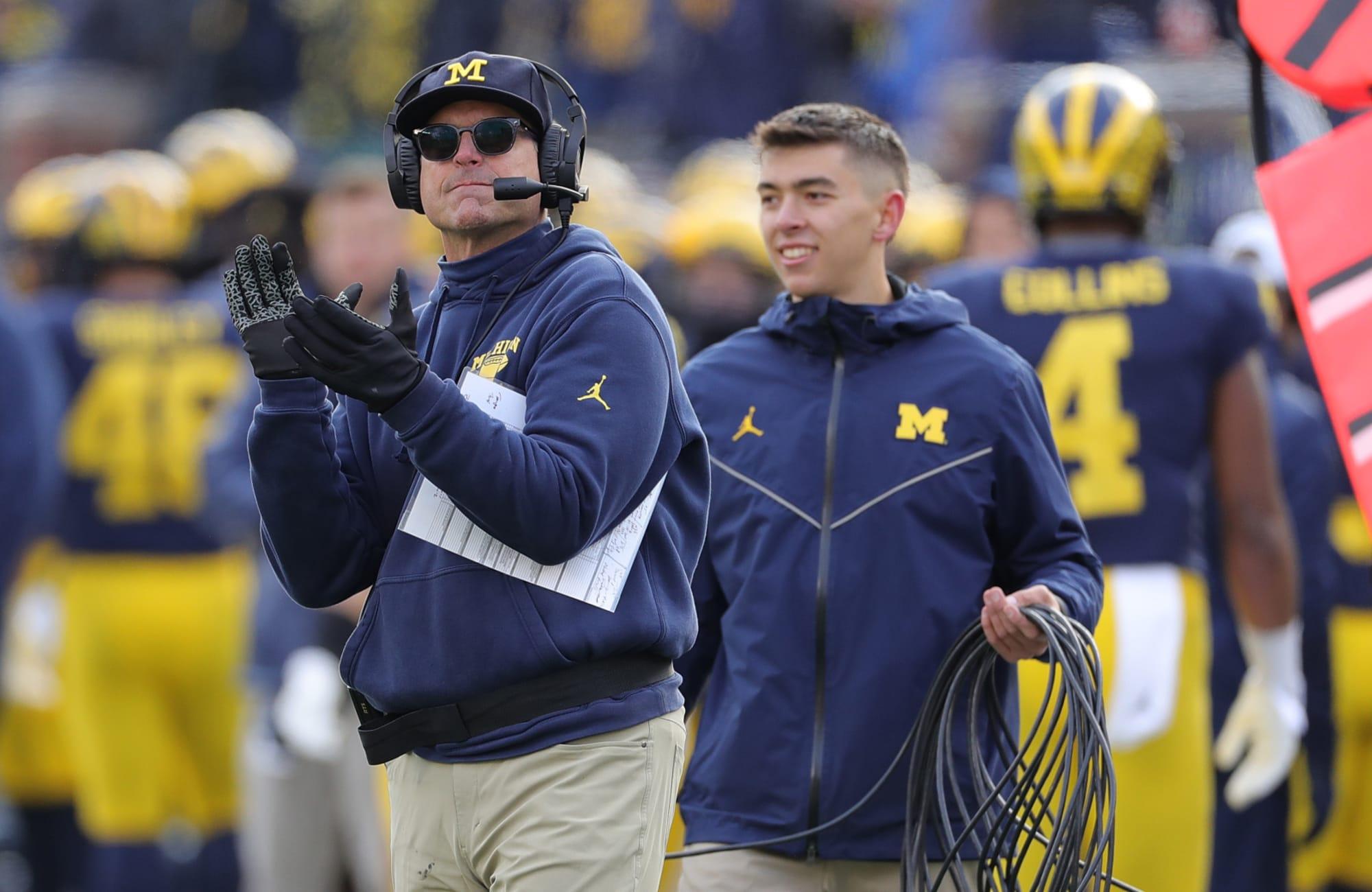 Michigan Football: Revisiting last decade of Michigan State rivalry
